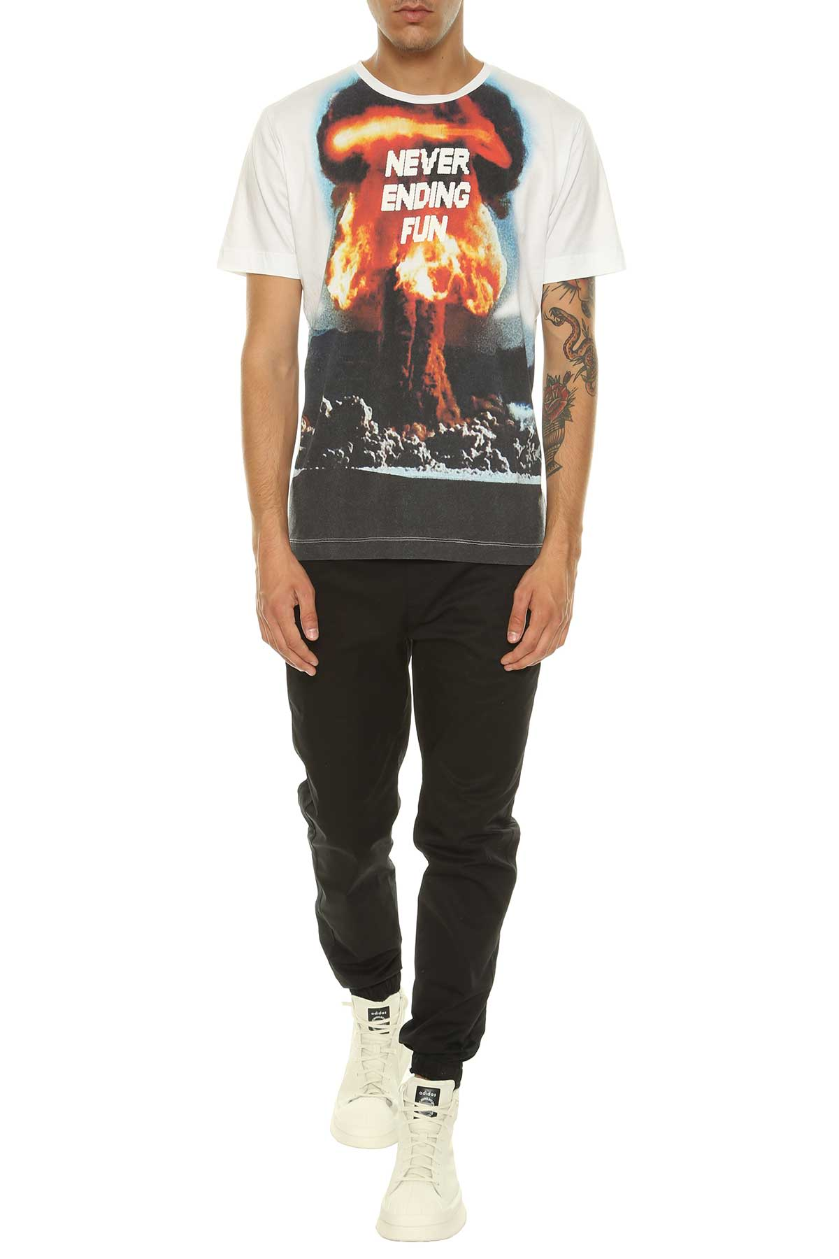 Tim Coppens Tim Coppens Printed T-shirt