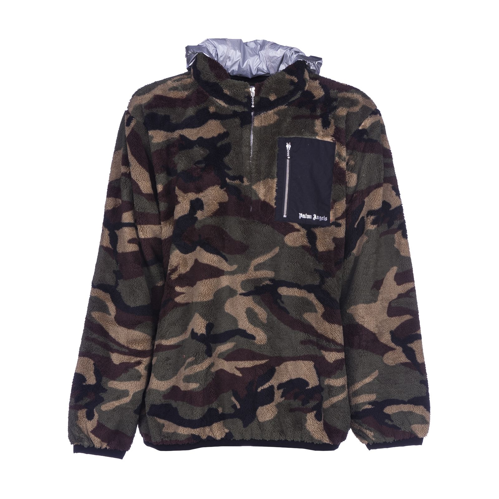 Palm Angels Camouflage Hoody