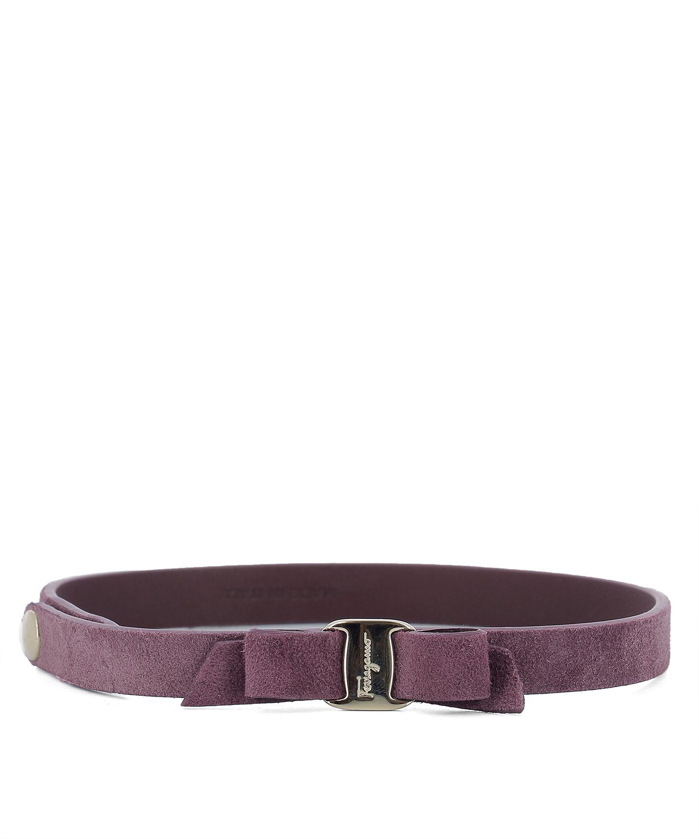 Violet Suede Bracelet