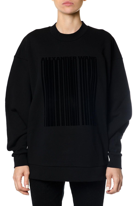 Alexander Wang Barcode Sweatshirt