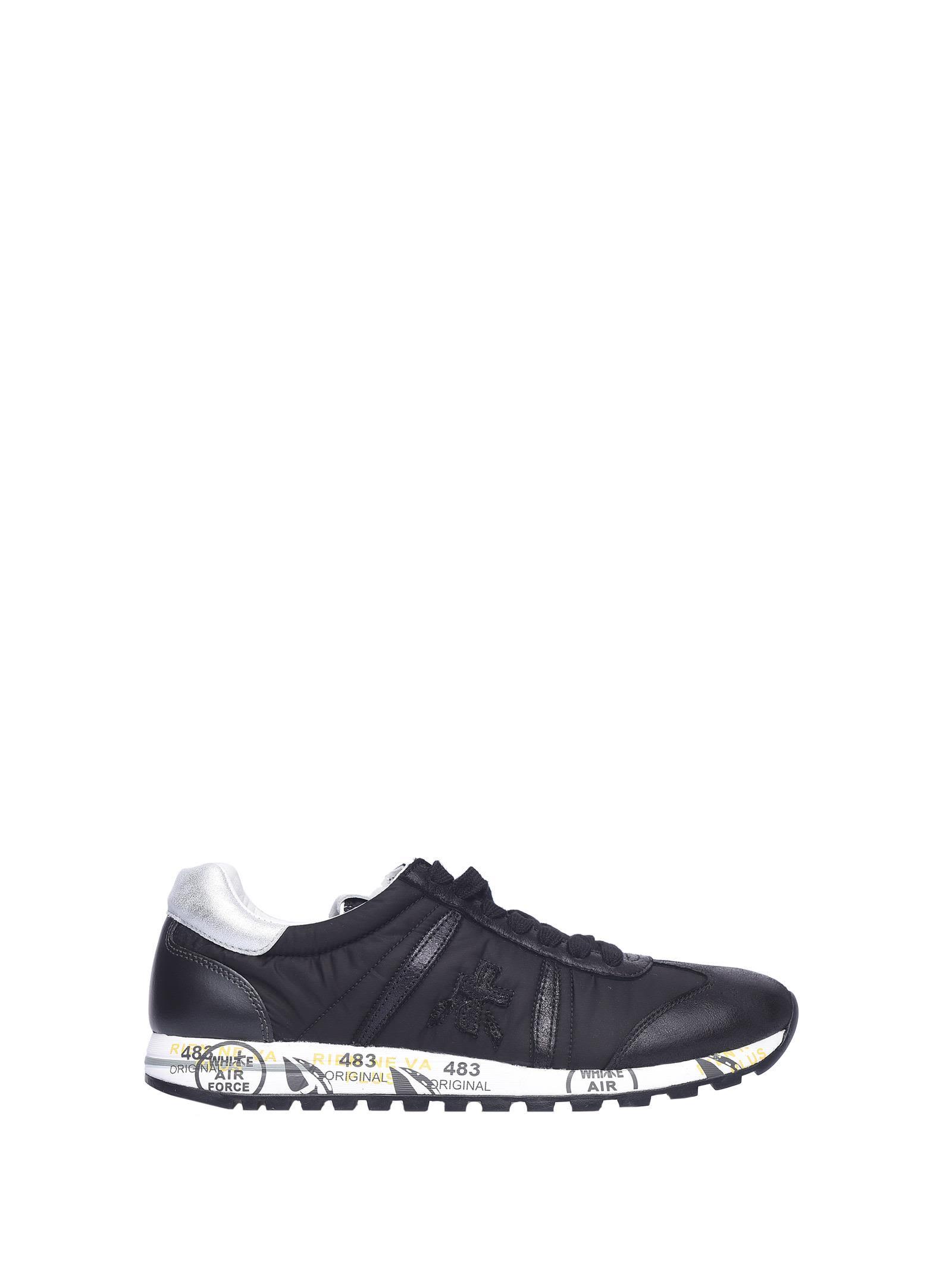Premiata Lucy-d 2491 Sneaker Nero