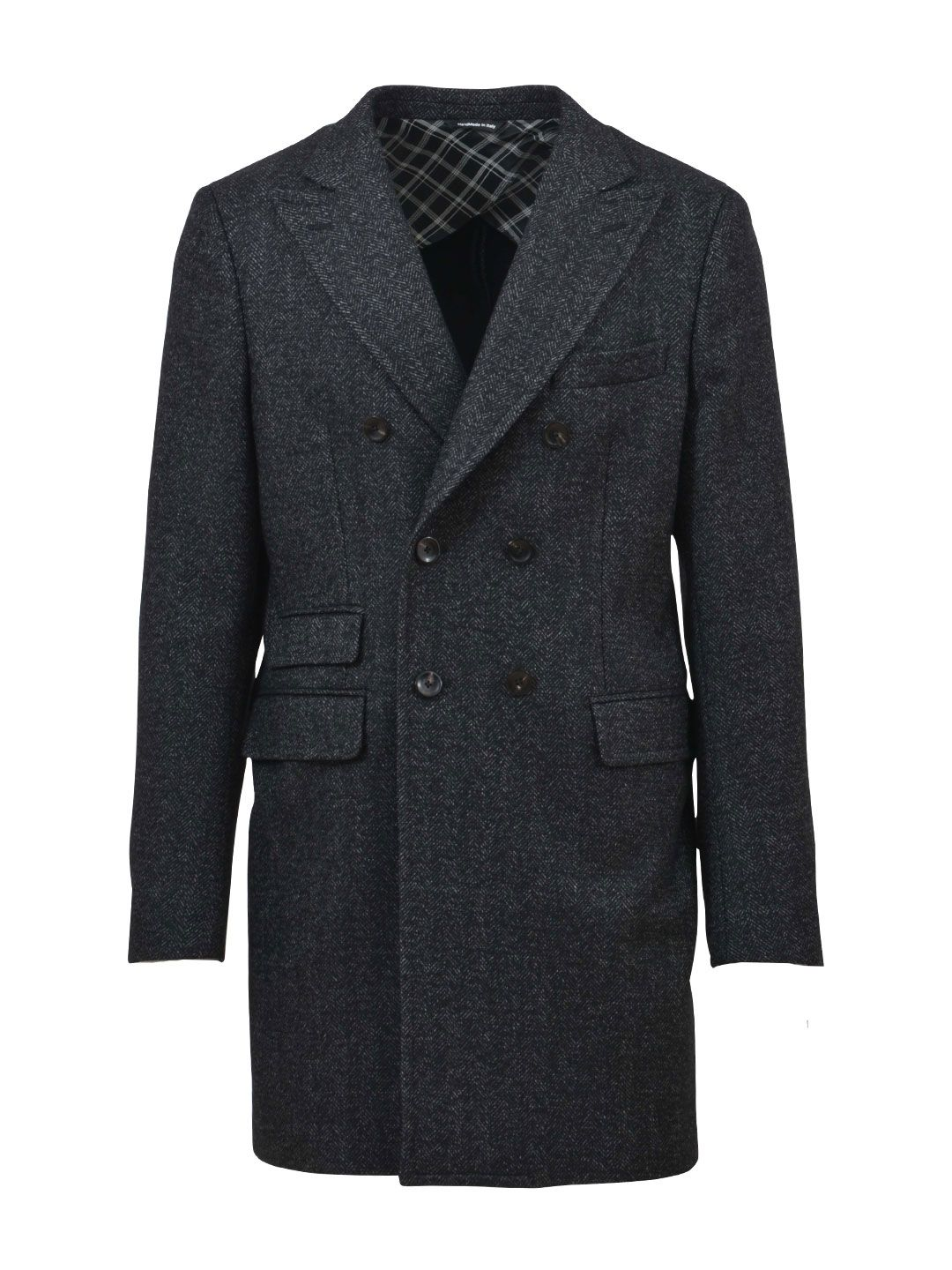 Tonello Double Breasted Coat