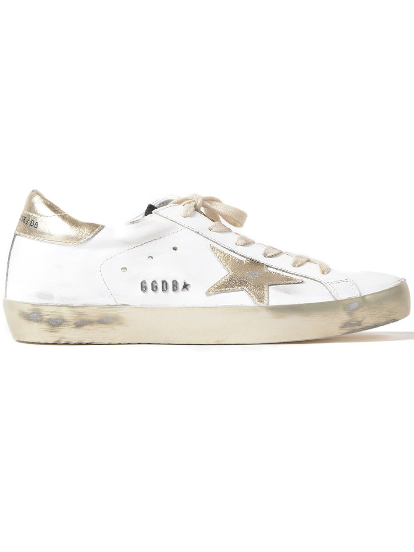 Golden Goose Sneakers Superstar Gold Star