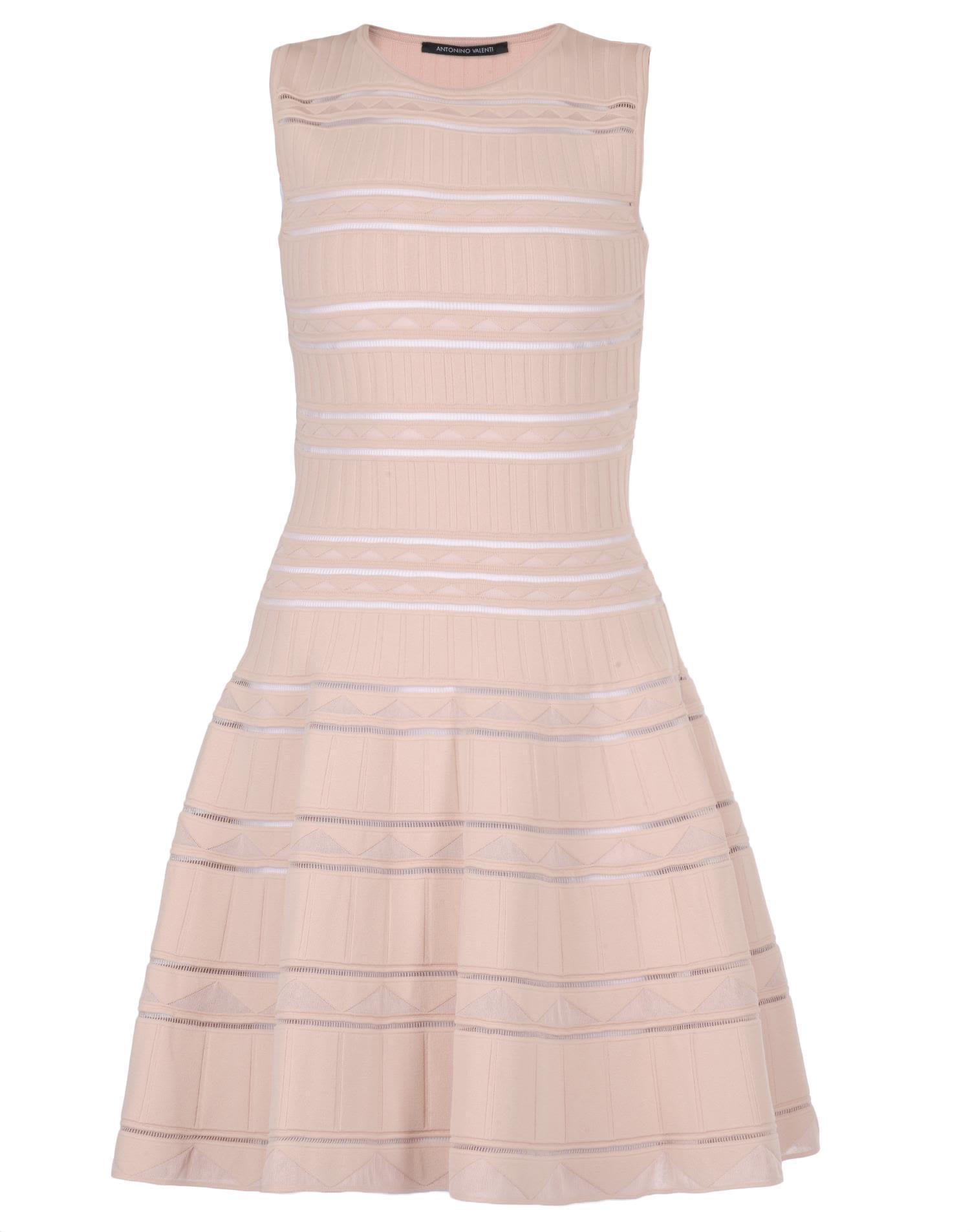 Antonino Valenti Plain Color Dress