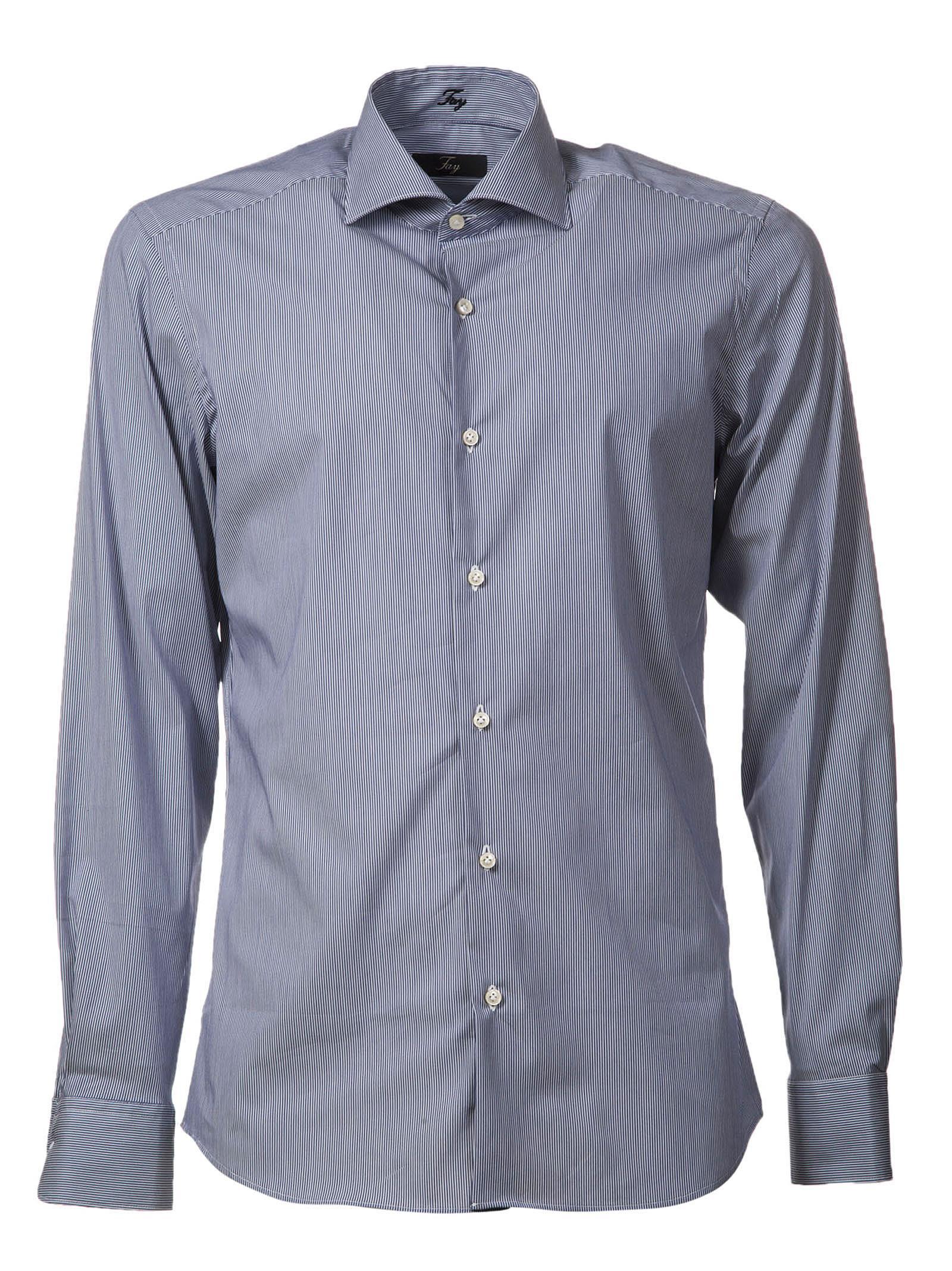 Fay Pinstripe Shirt