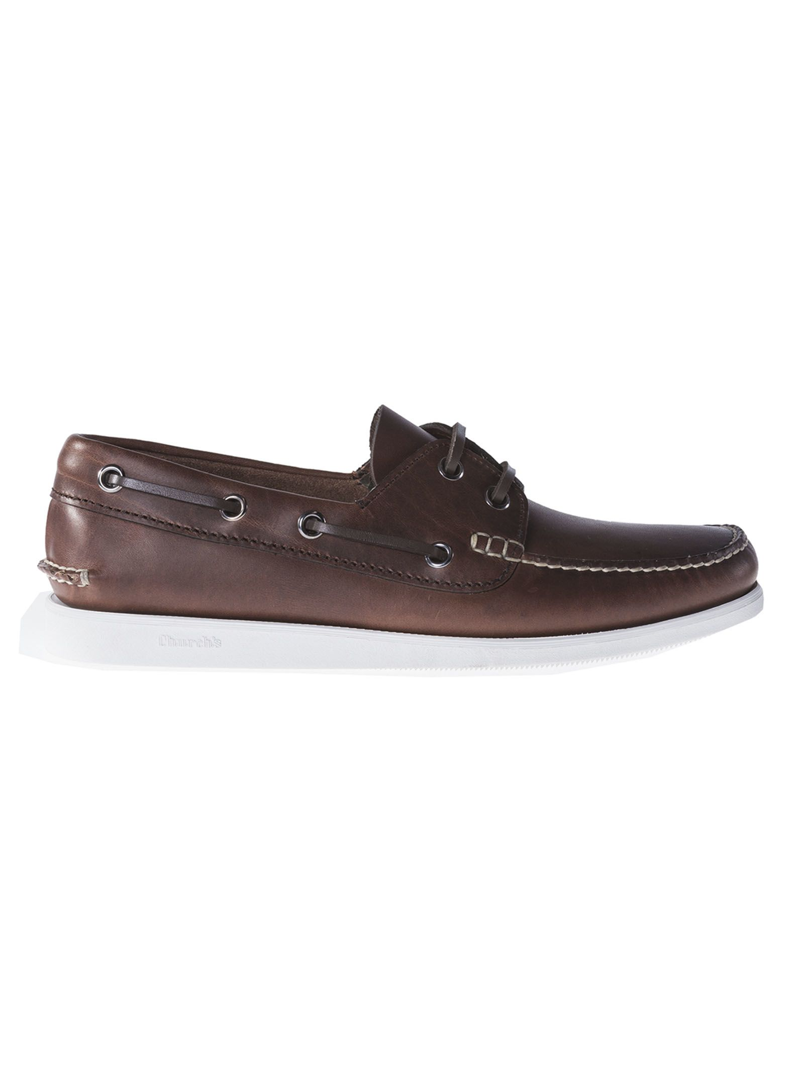 Churchs Lace-up Boat Shoes