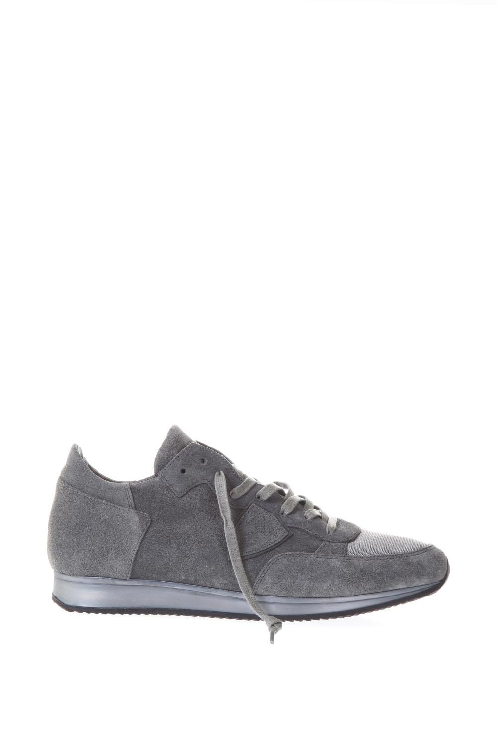 Philippe Model tropez Suede Sneakers
