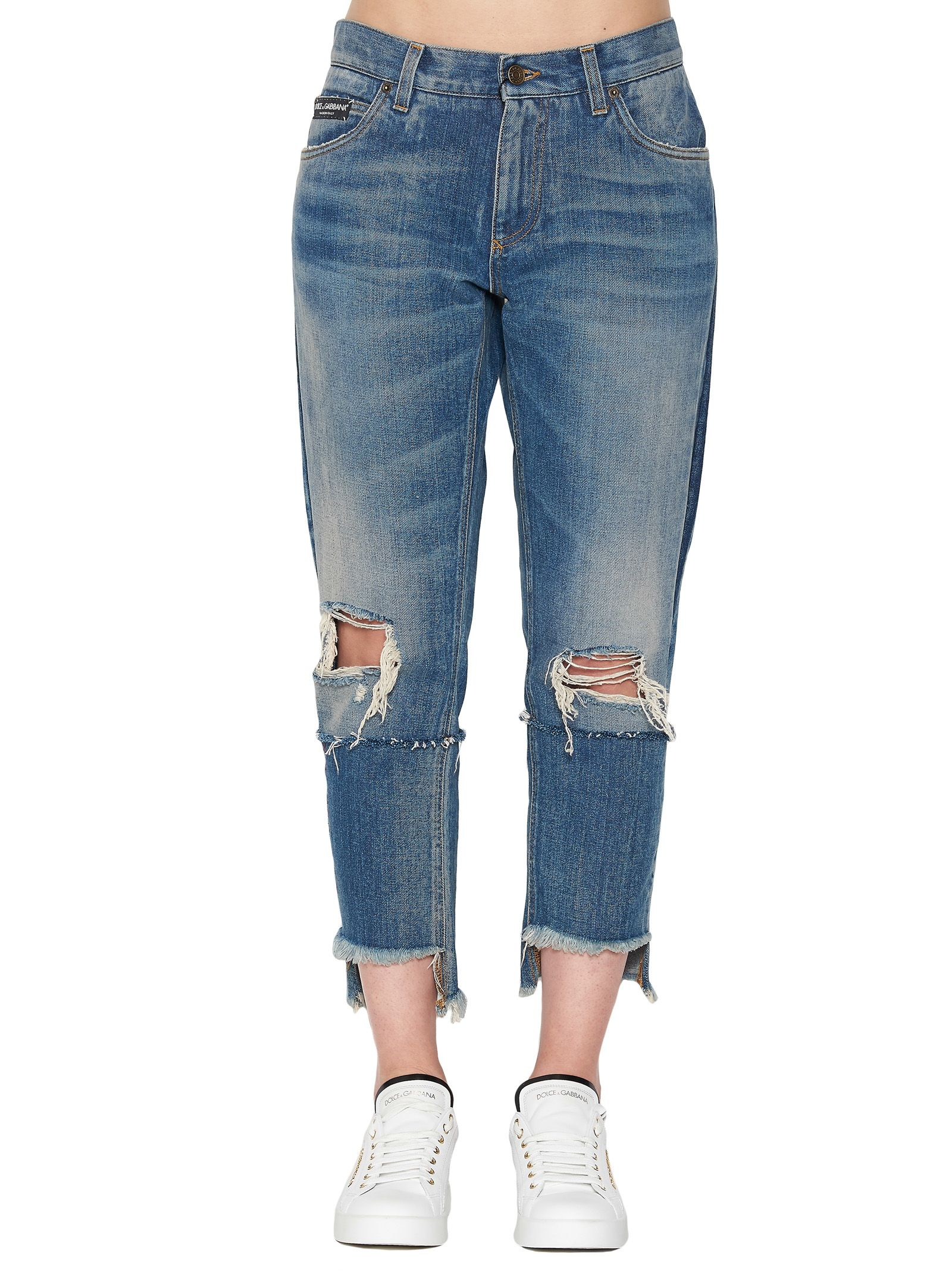 8eaae0a581558 Jeans Dolce Gabbana Damen