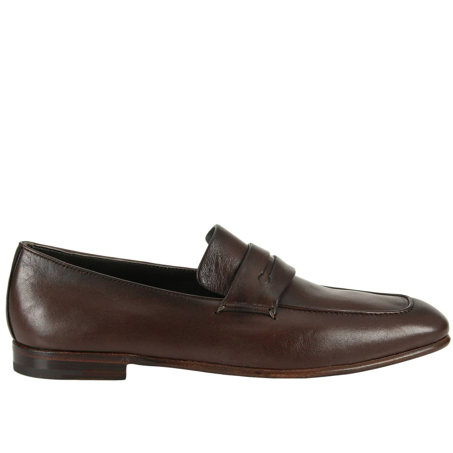 Loafers Shoes Men Ermenegildo Zegna
