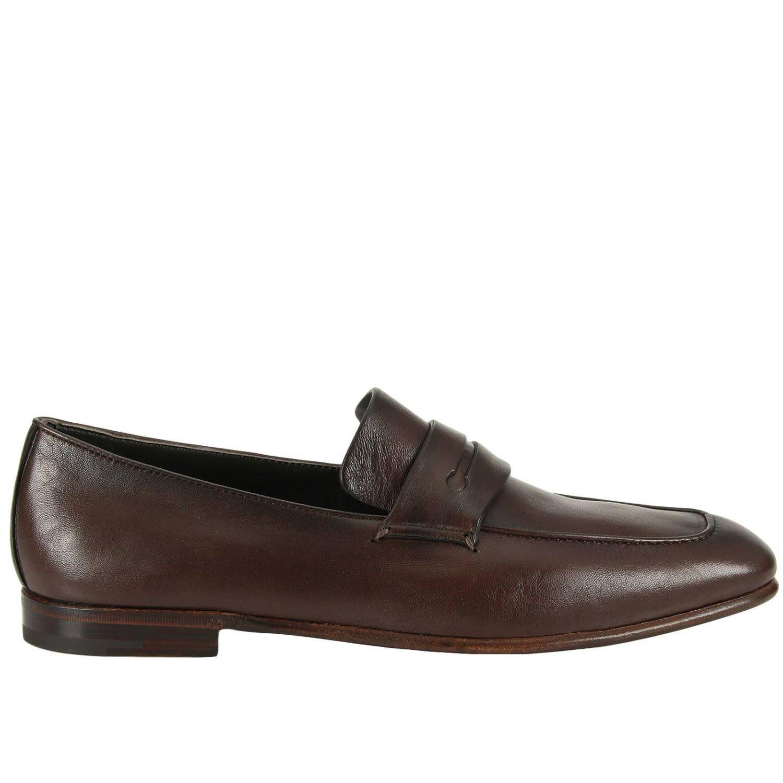 Loafers Shoes Men Ermenegildo Zegna