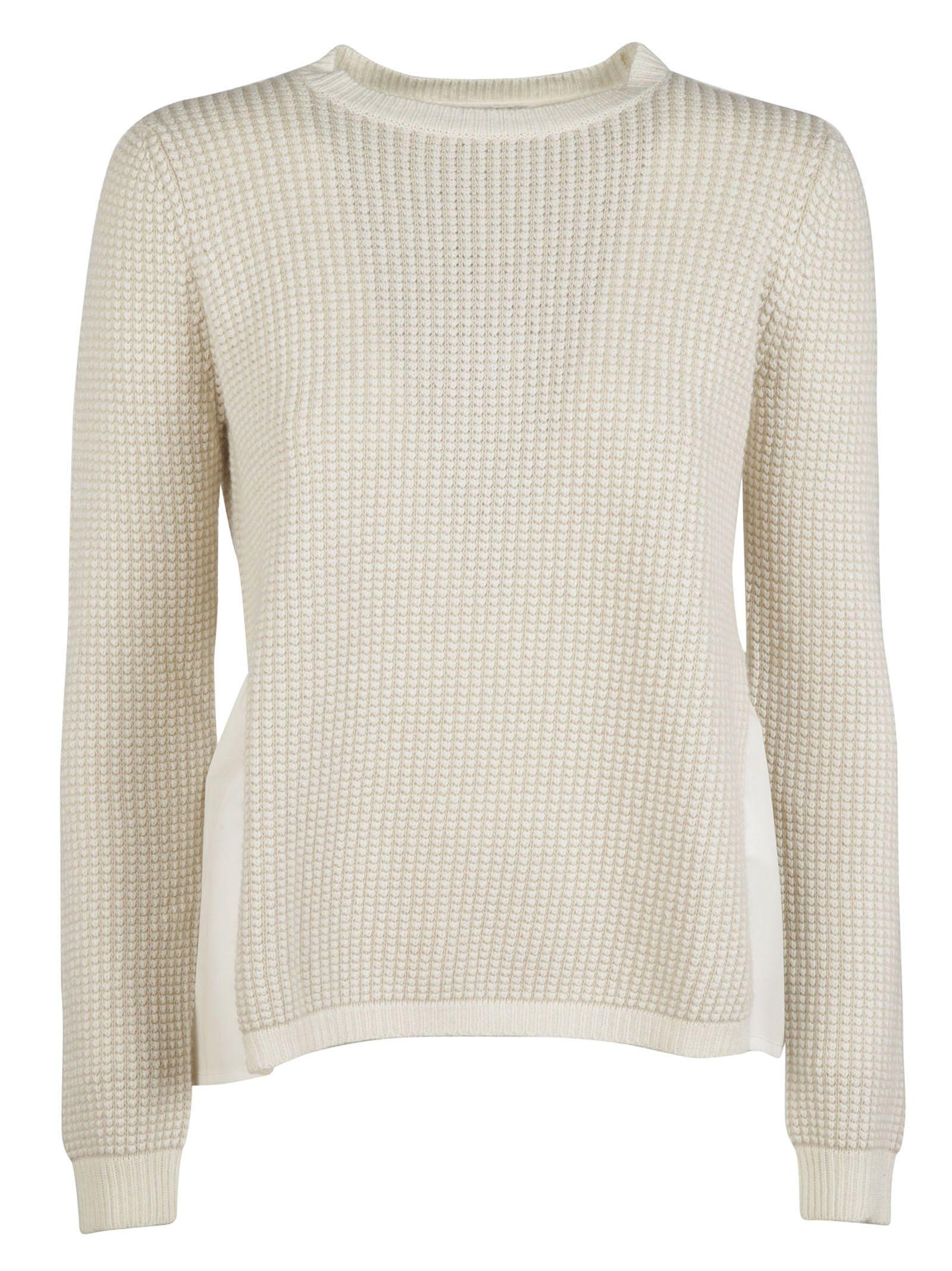 Blugirl Skirt Detail Sweater