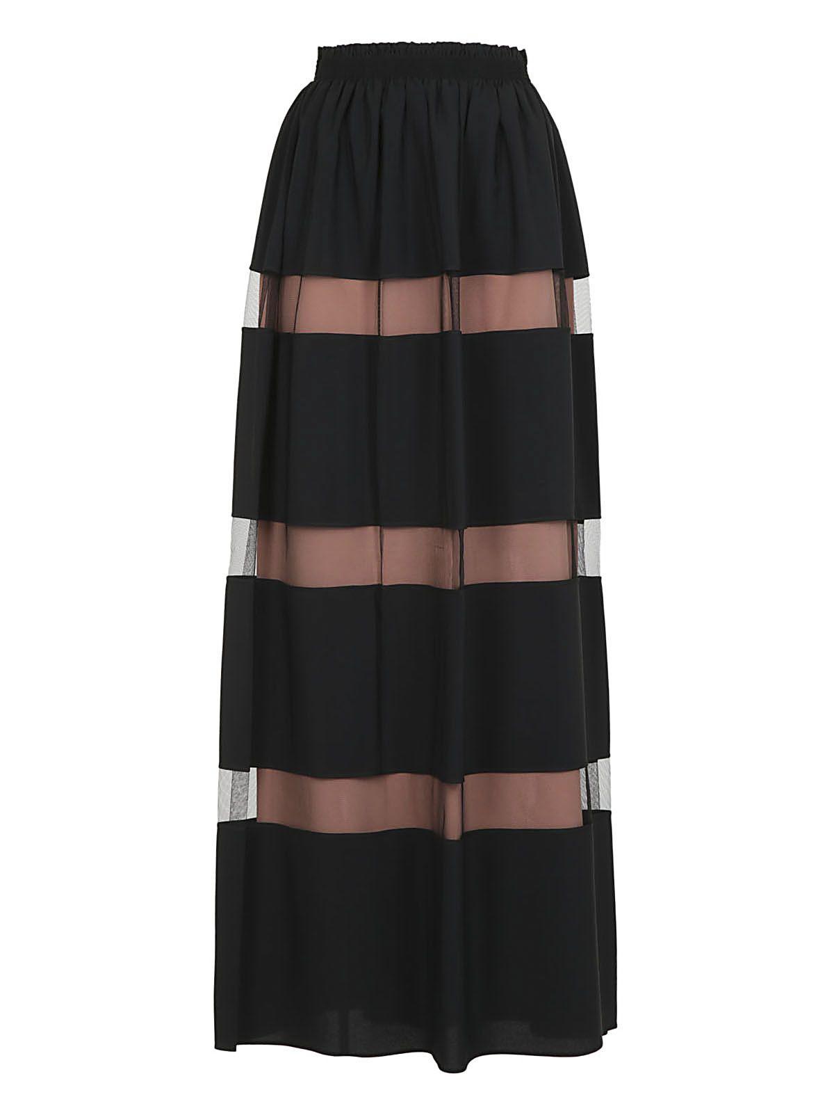 N.21 Striped Skirt