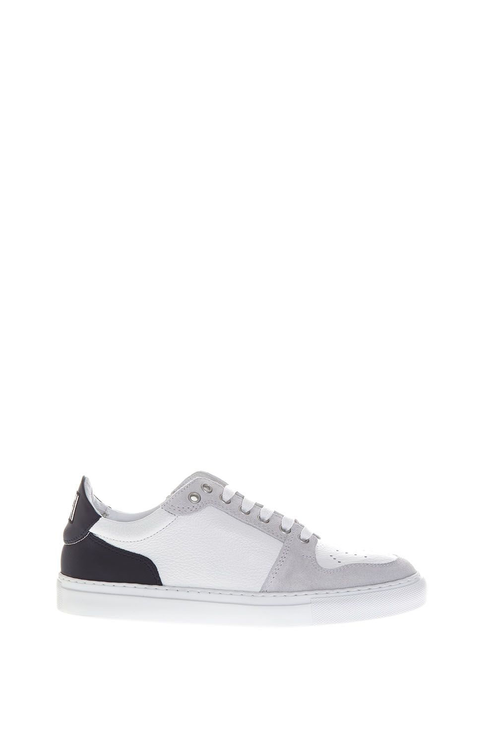 Ami Alexandre Mattiussi Low-top Leather Sneakers