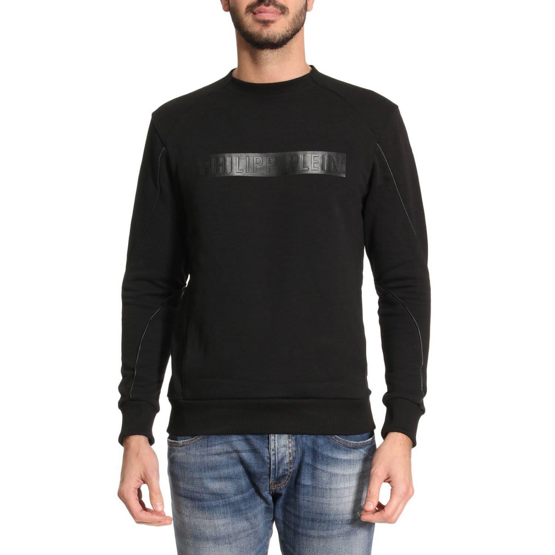 philipp plein sweater sweater men philipp plein black. Black Bedroom Furniture Sets. Home Design Ideas