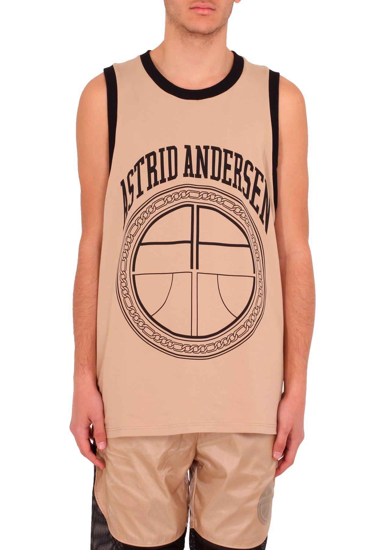 Basic Basketball Tank
