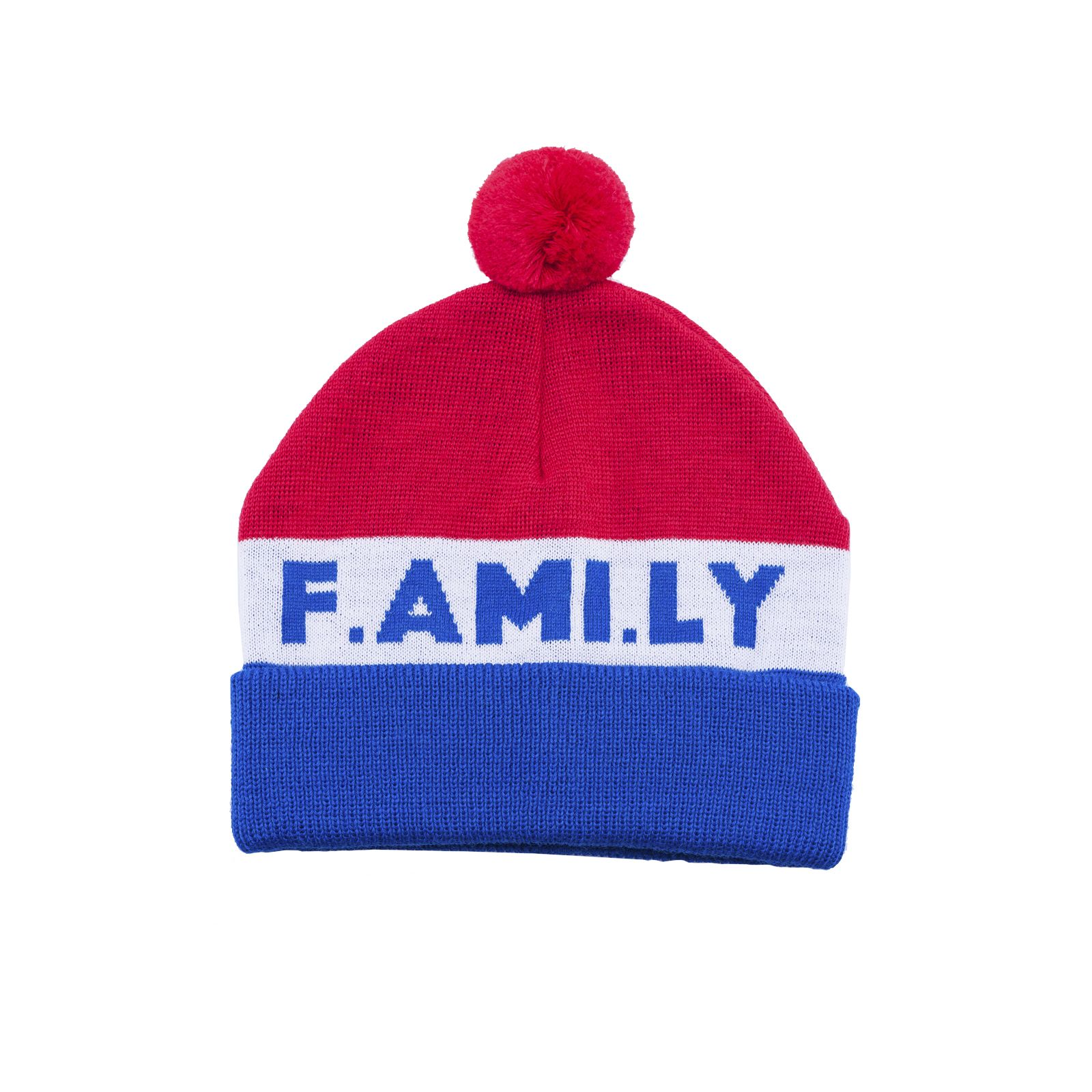 Ami Alexandre Mattiussi f.ami. ly Knitted Beanie