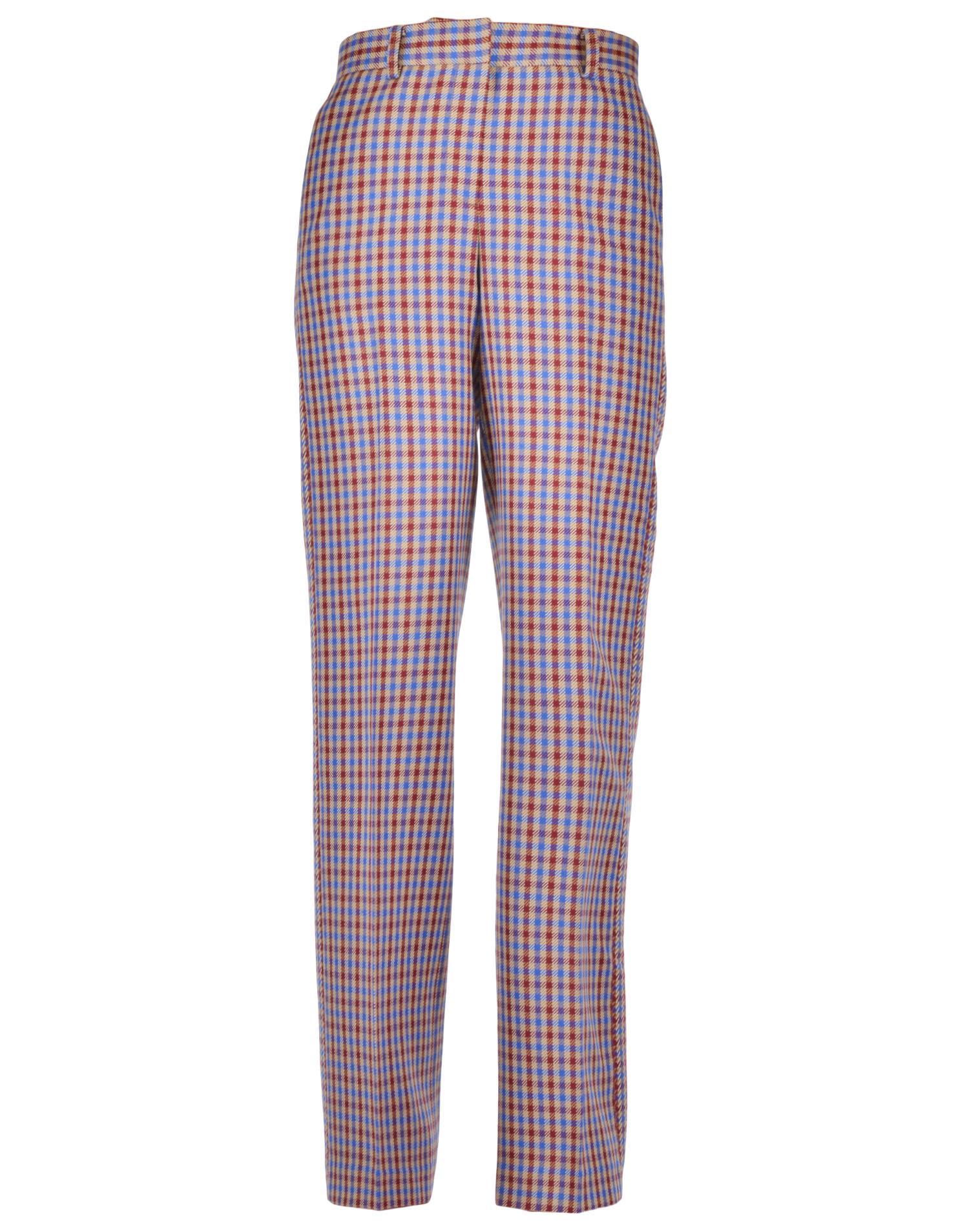 Tory Burch Wool Blend Trousers