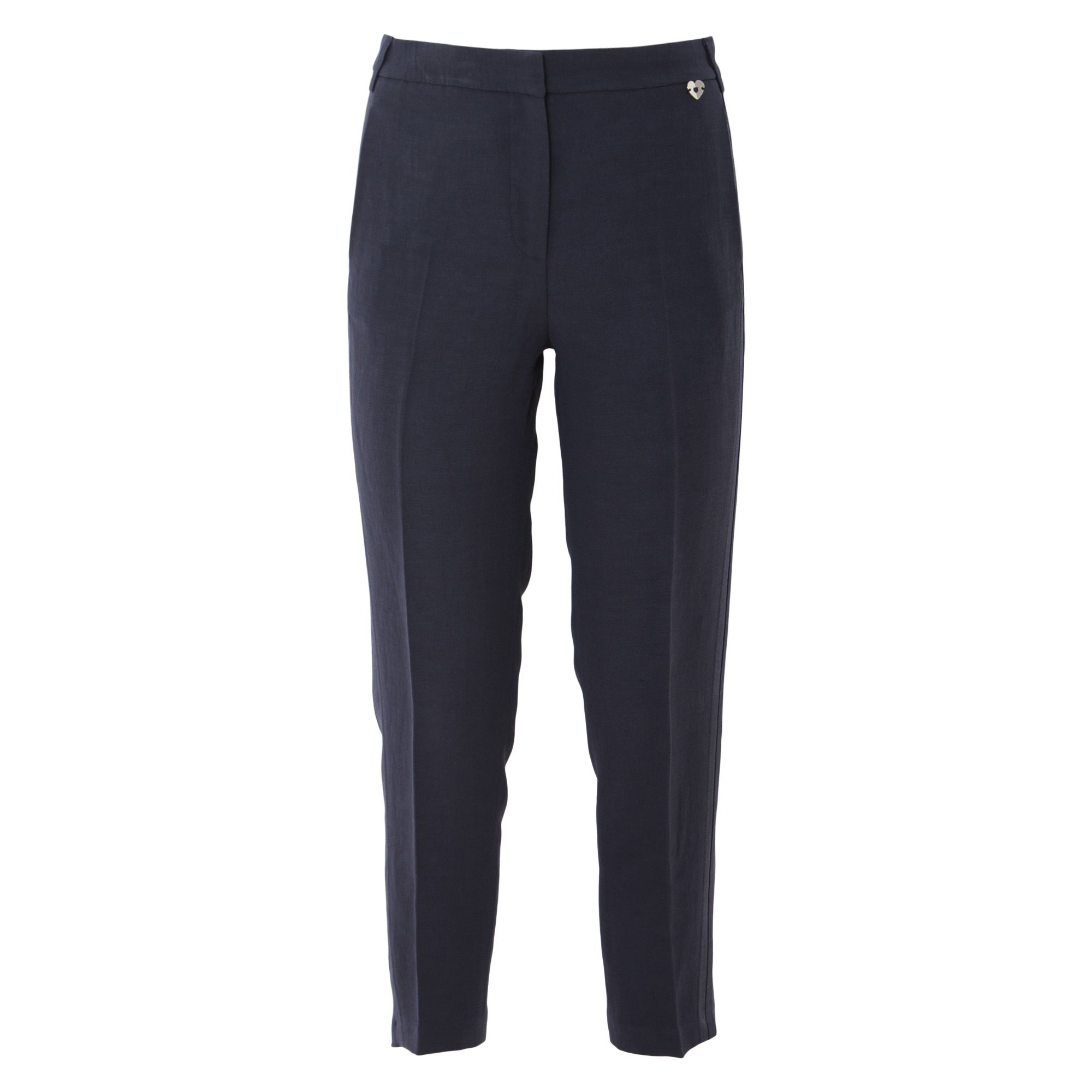 TwinSet Viscose Blend Trousers