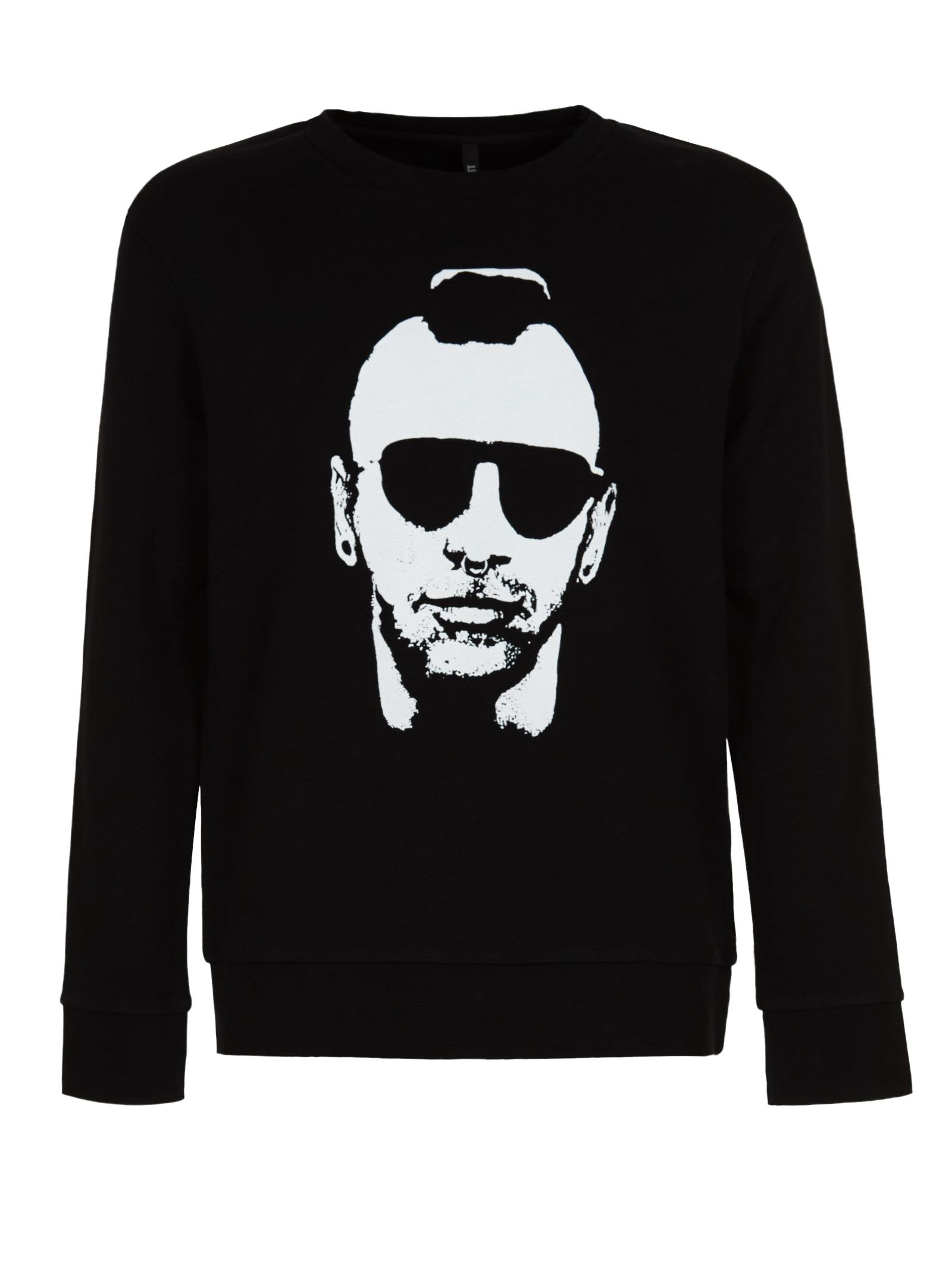 Neil Barrett Printed Sweatshirt