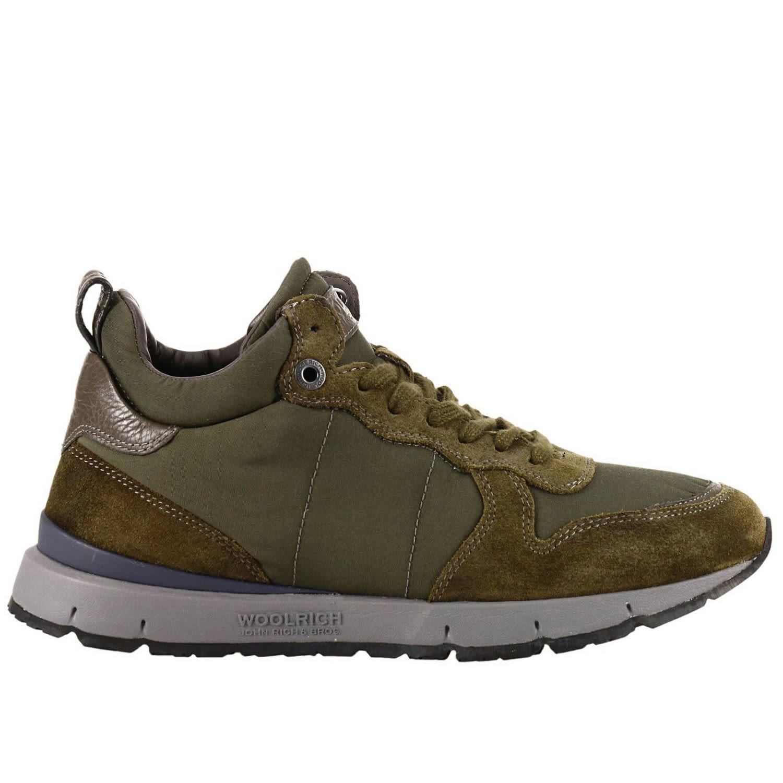 Sneakers Shoes Men Woolrich