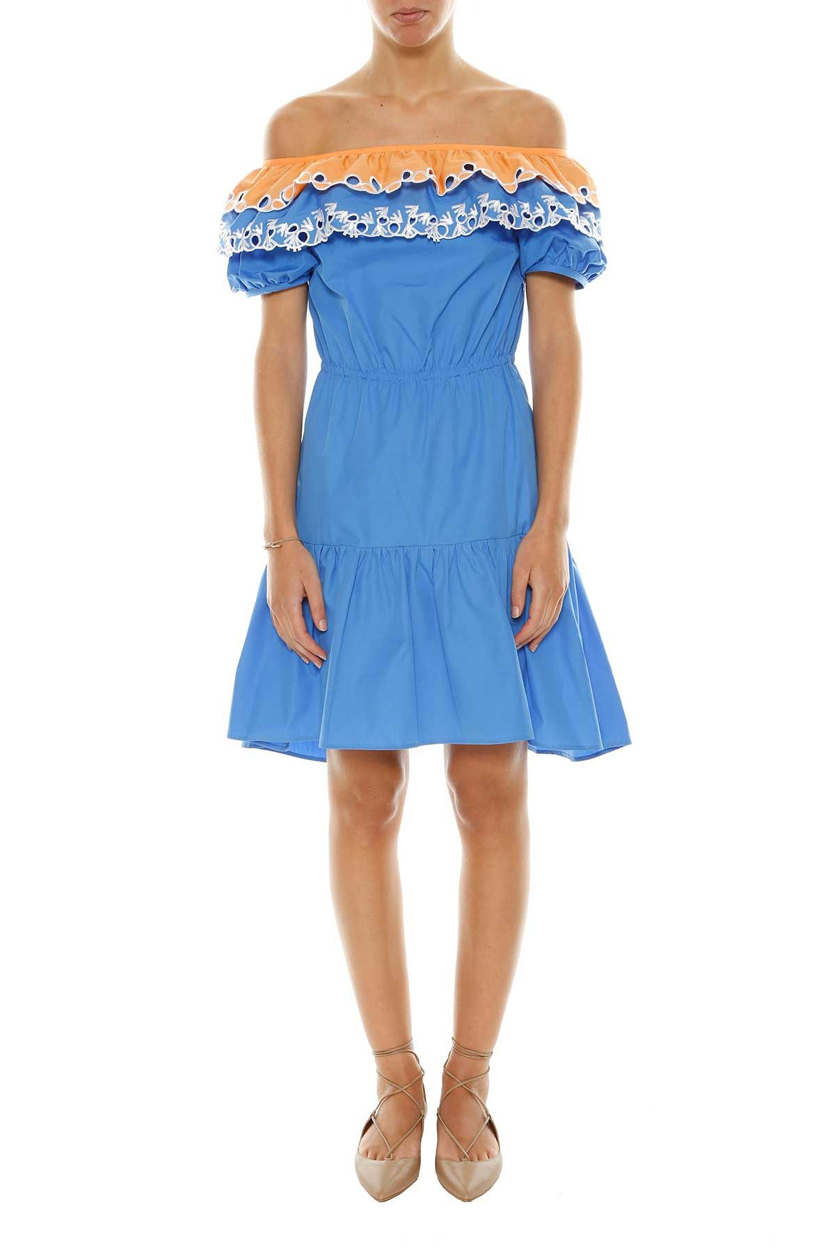 Peter Pilotto Embroidered Pallas Dress