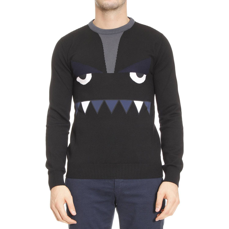 Sweater Sweater Man Bugs Fendi