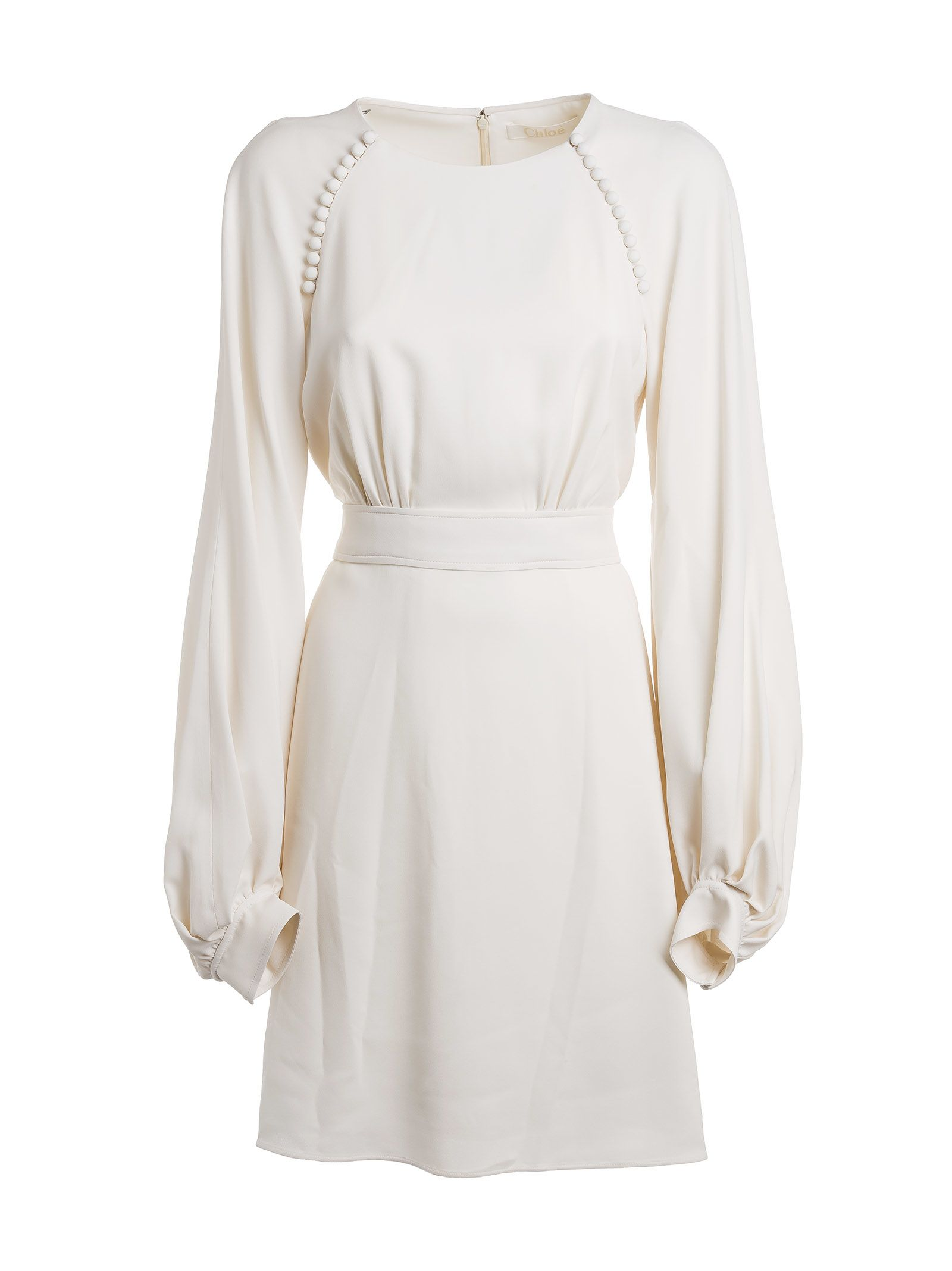 Chloé Long Sleeved Dress