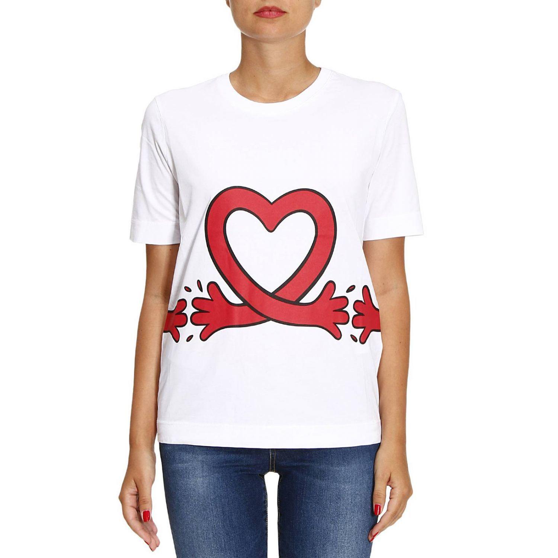 T-shirt T-shirt Women Moschino Love