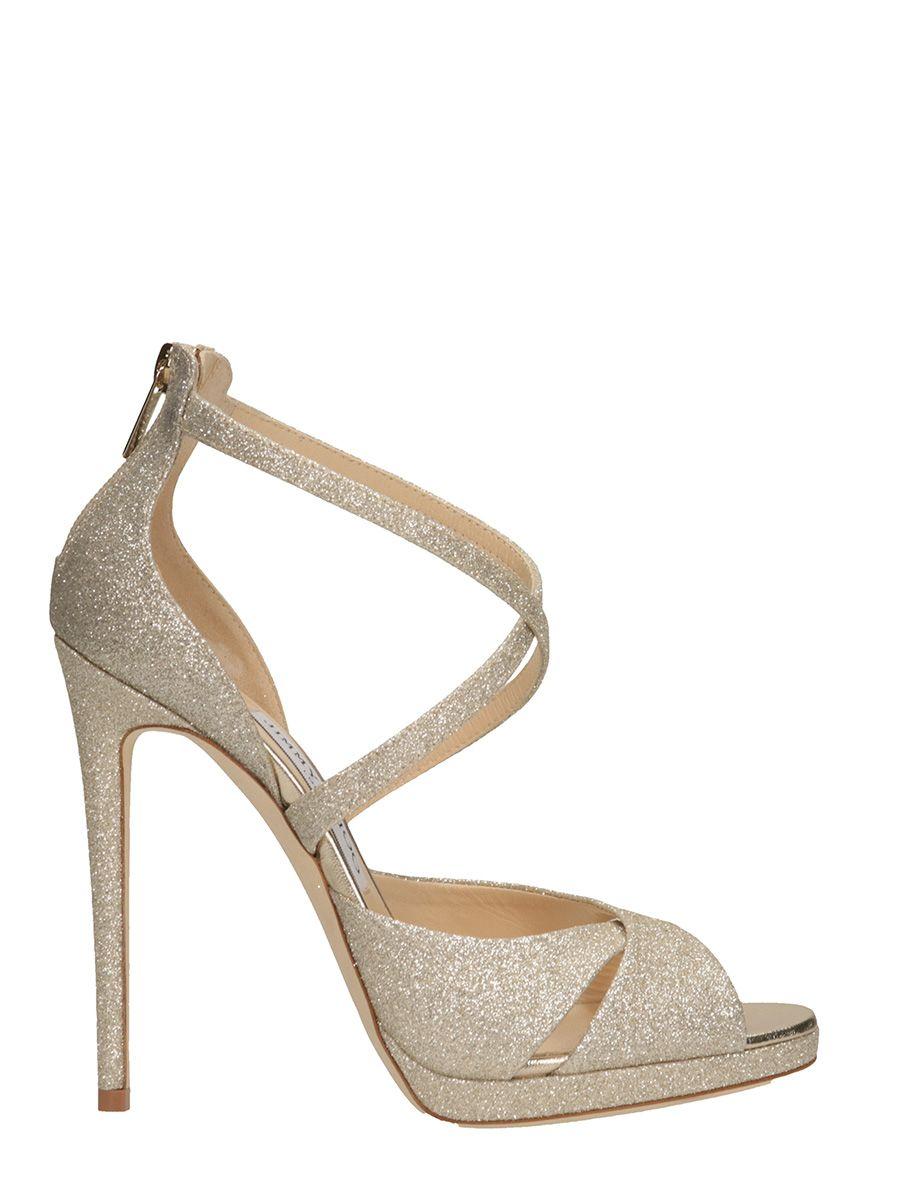 Jimmy Choo Lorina 120 Sandals