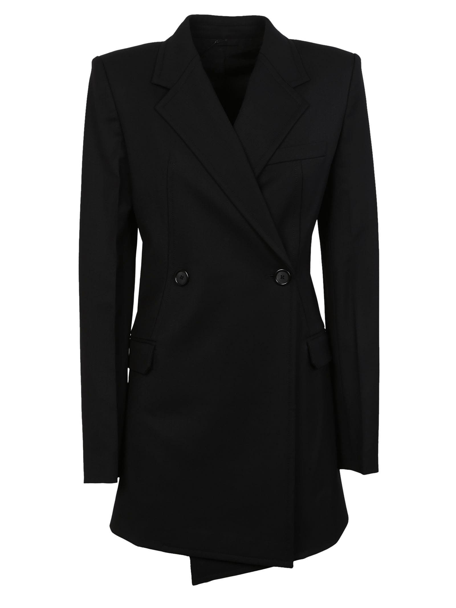 Helmut Lang Double Breasted Coat