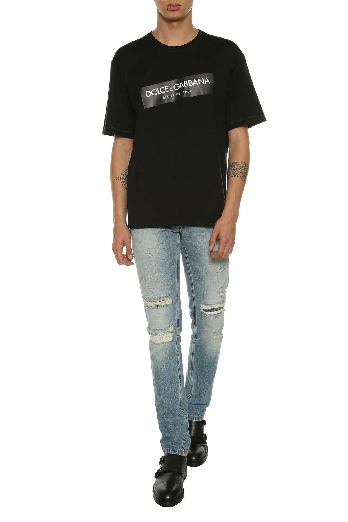 Dolce & Gabbana Dolce & Gabbana Printed T-shirt