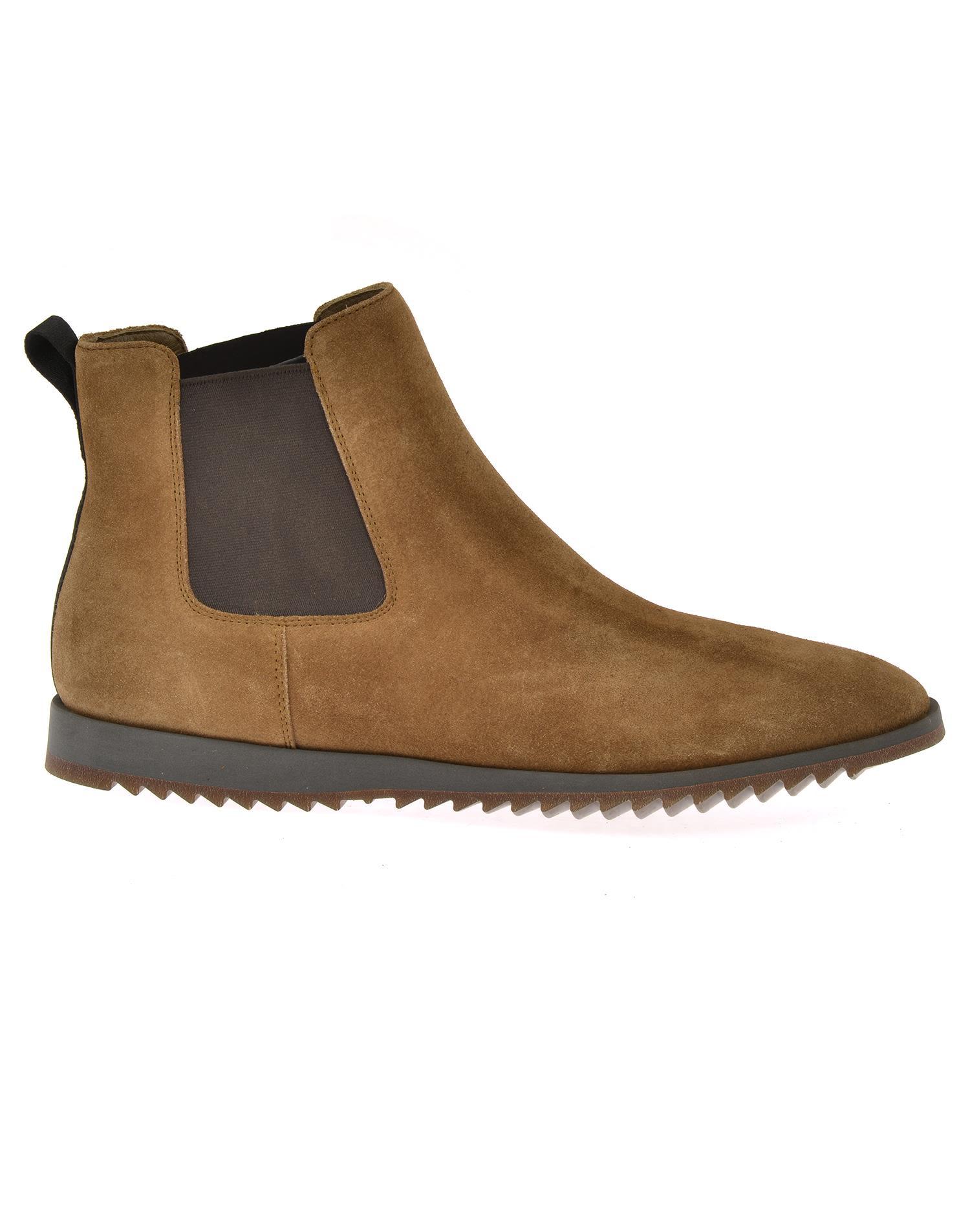 car shoe car shoe leather chelsea boot brown men 39 s. Black Bedroom Furniture Sets. Home Design Ideas