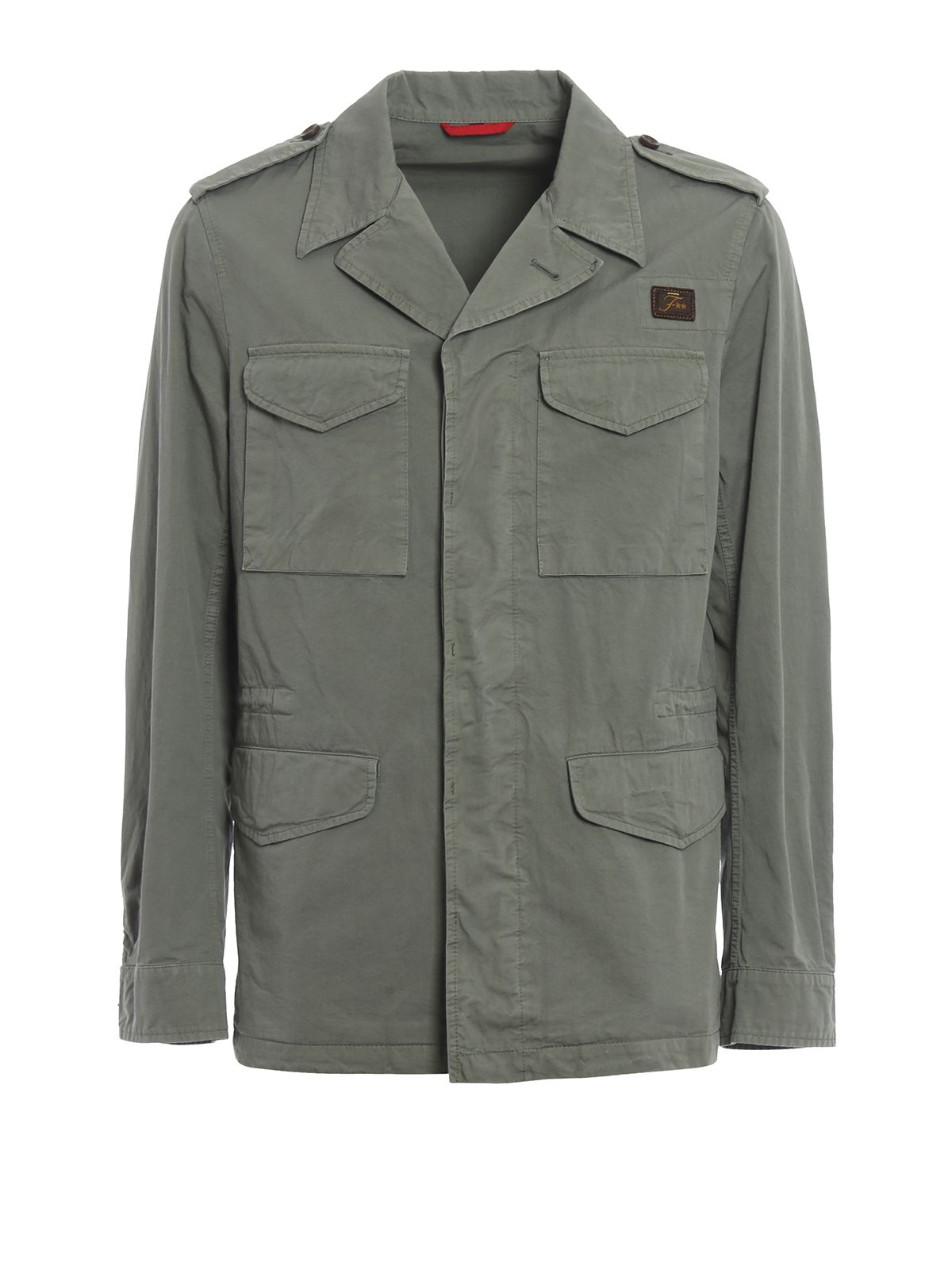 Field Jacket F Double Star