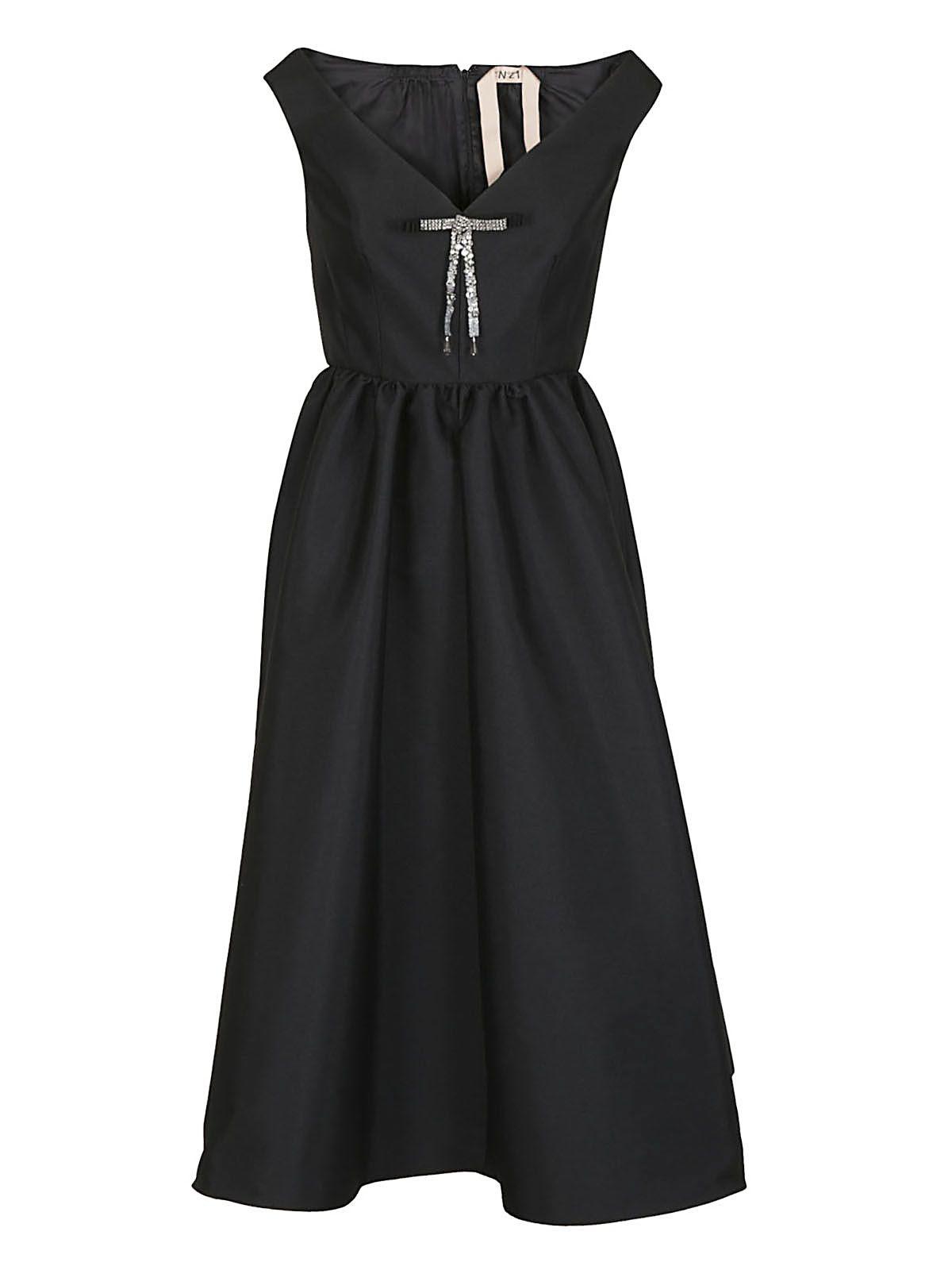 N.21 Embossed Dress