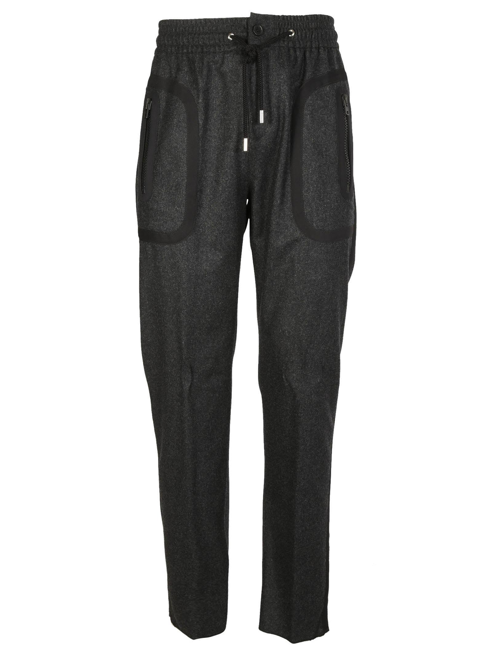 Givenchy Size Zipped Track Pants