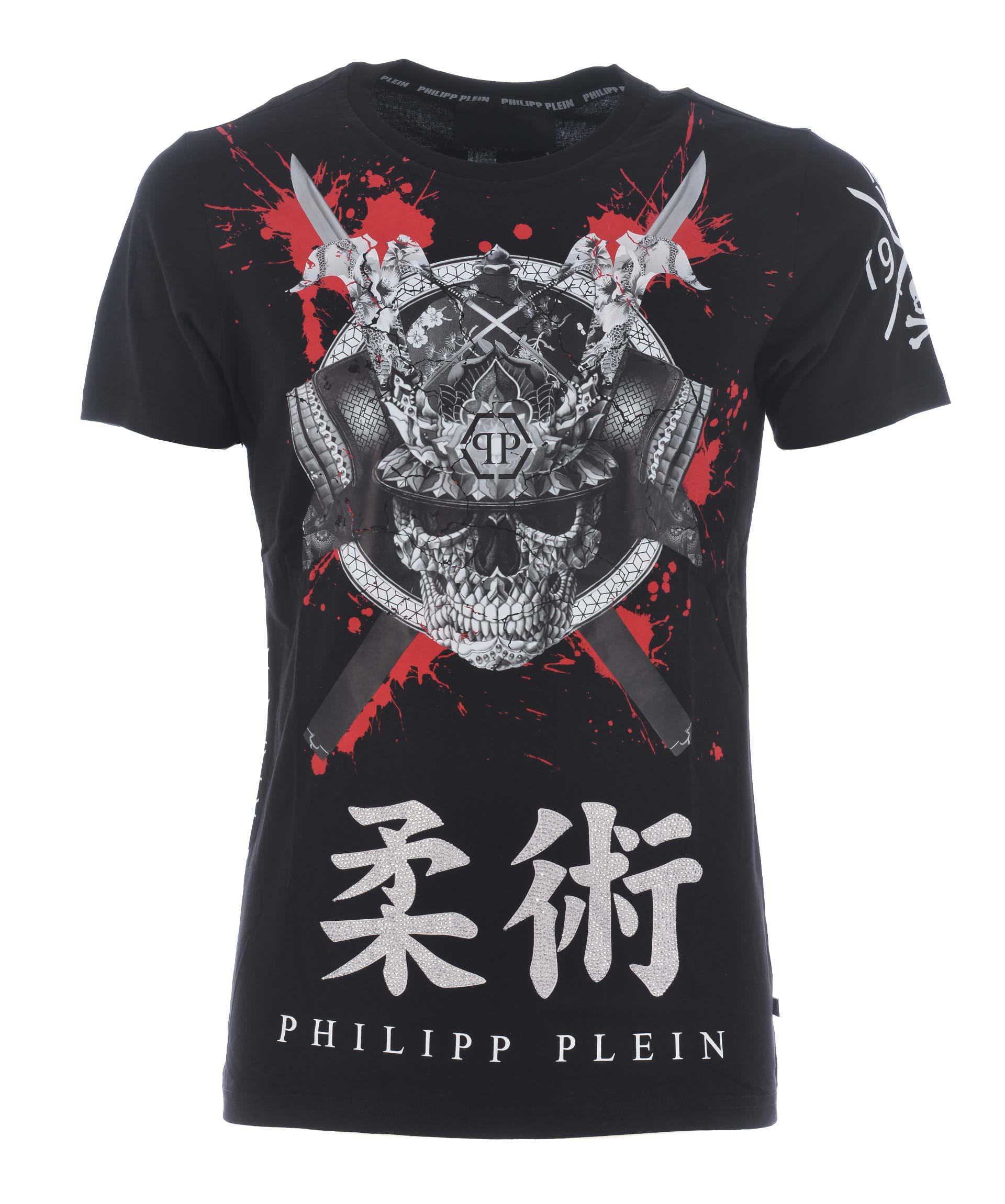 Philipp Plein Hasu T-shirt