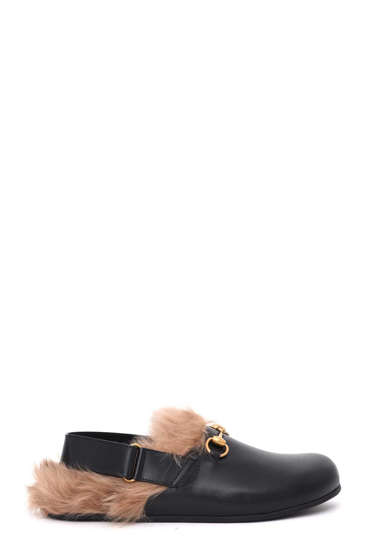 Gucci Gucci Leather Slipper