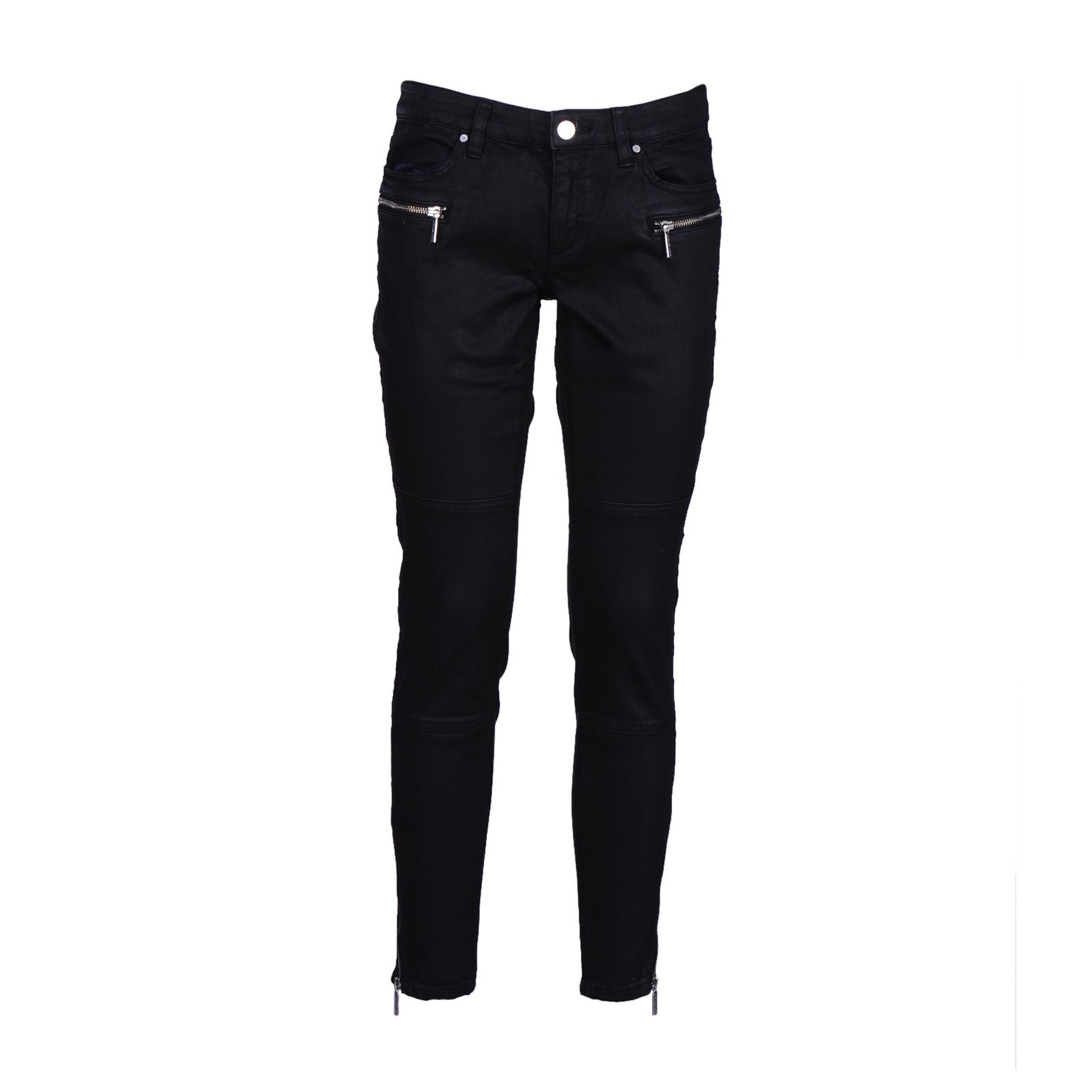 Michael Michael Kors Zip Pocket Skinny Trousers