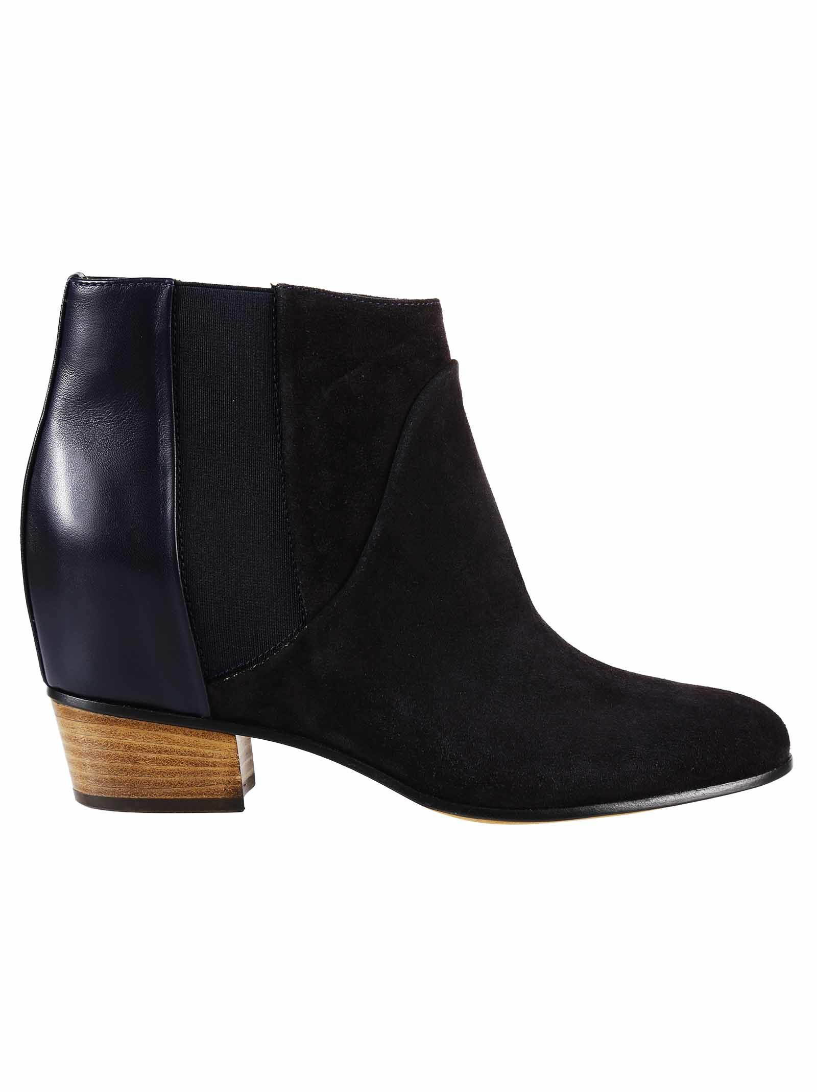 Golden Goose - Golden Goose Augusta Suede Ankle Boots - G27D297.A2 ...