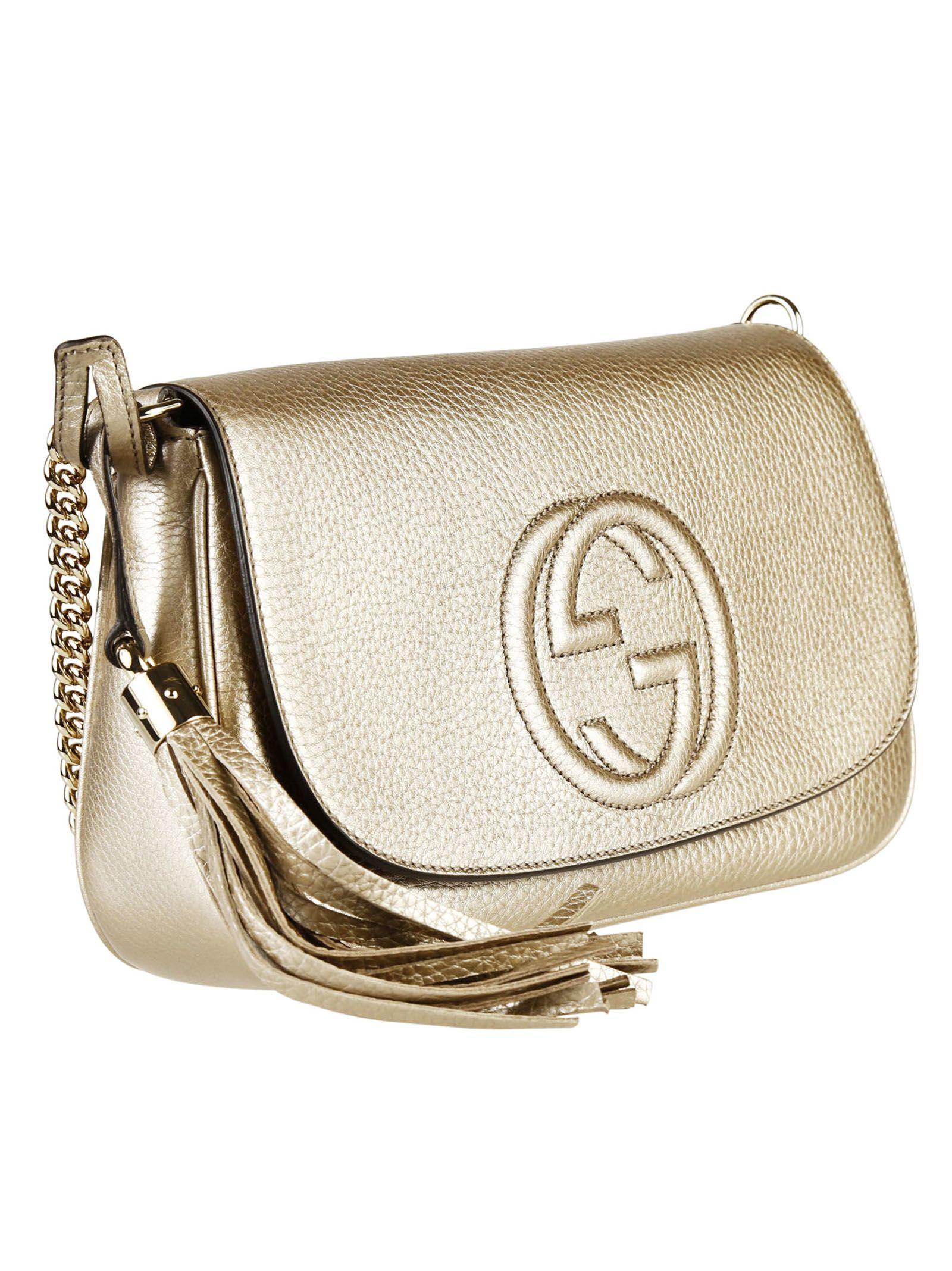 Gucci Bag Gold