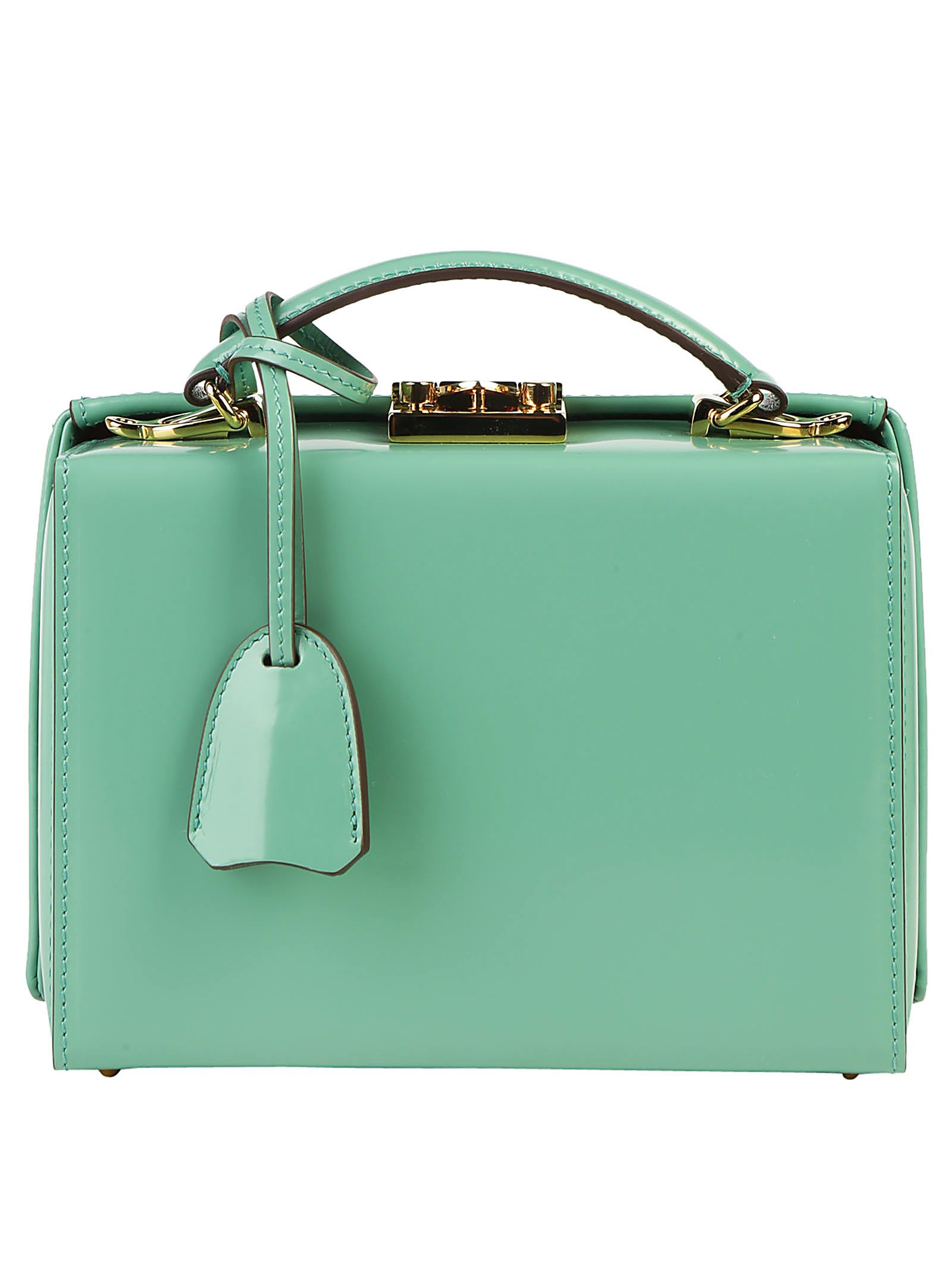 Mark Cross Grace Small Box Handbag