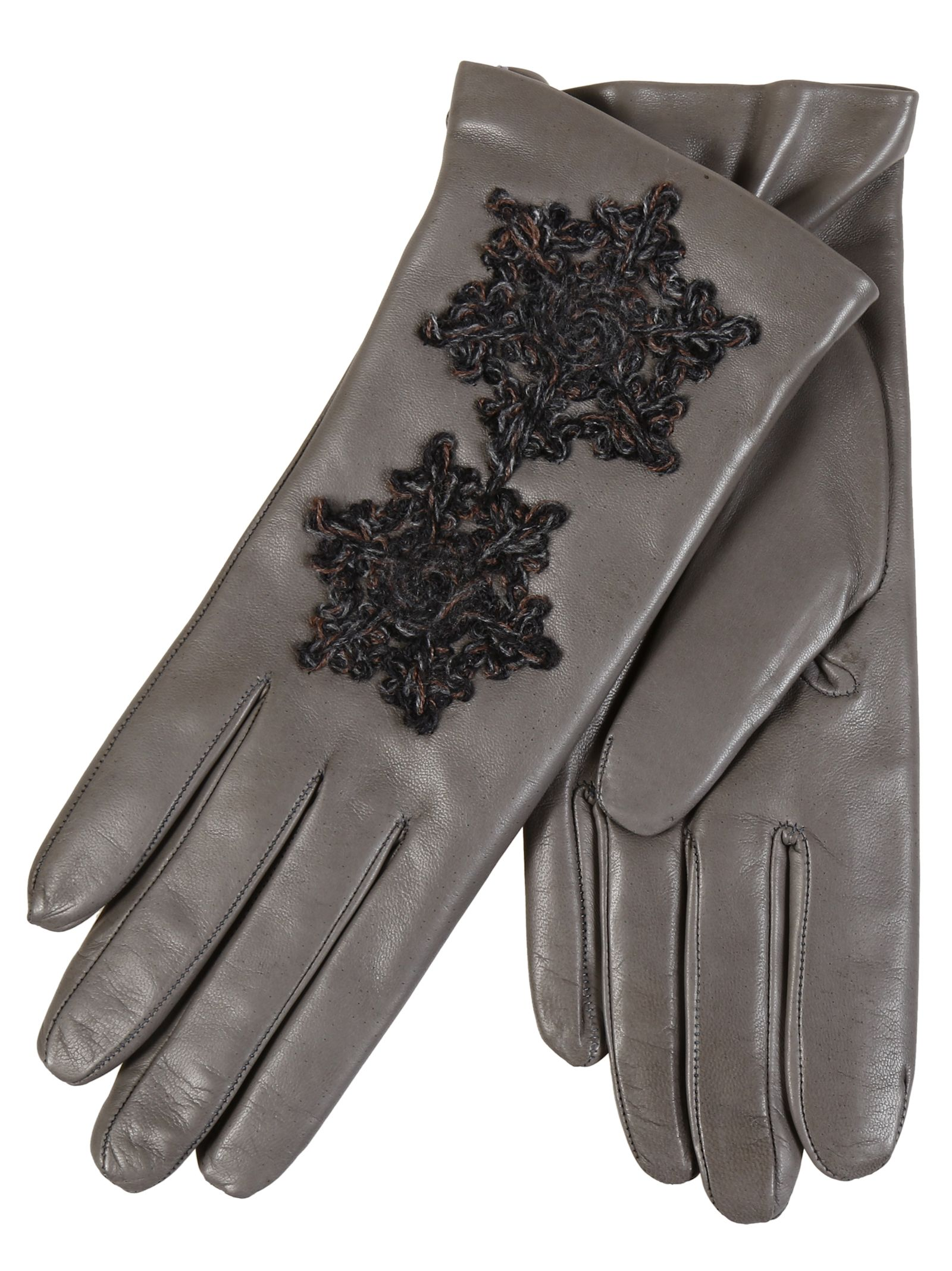 Restelli Nappa Leather Gloves