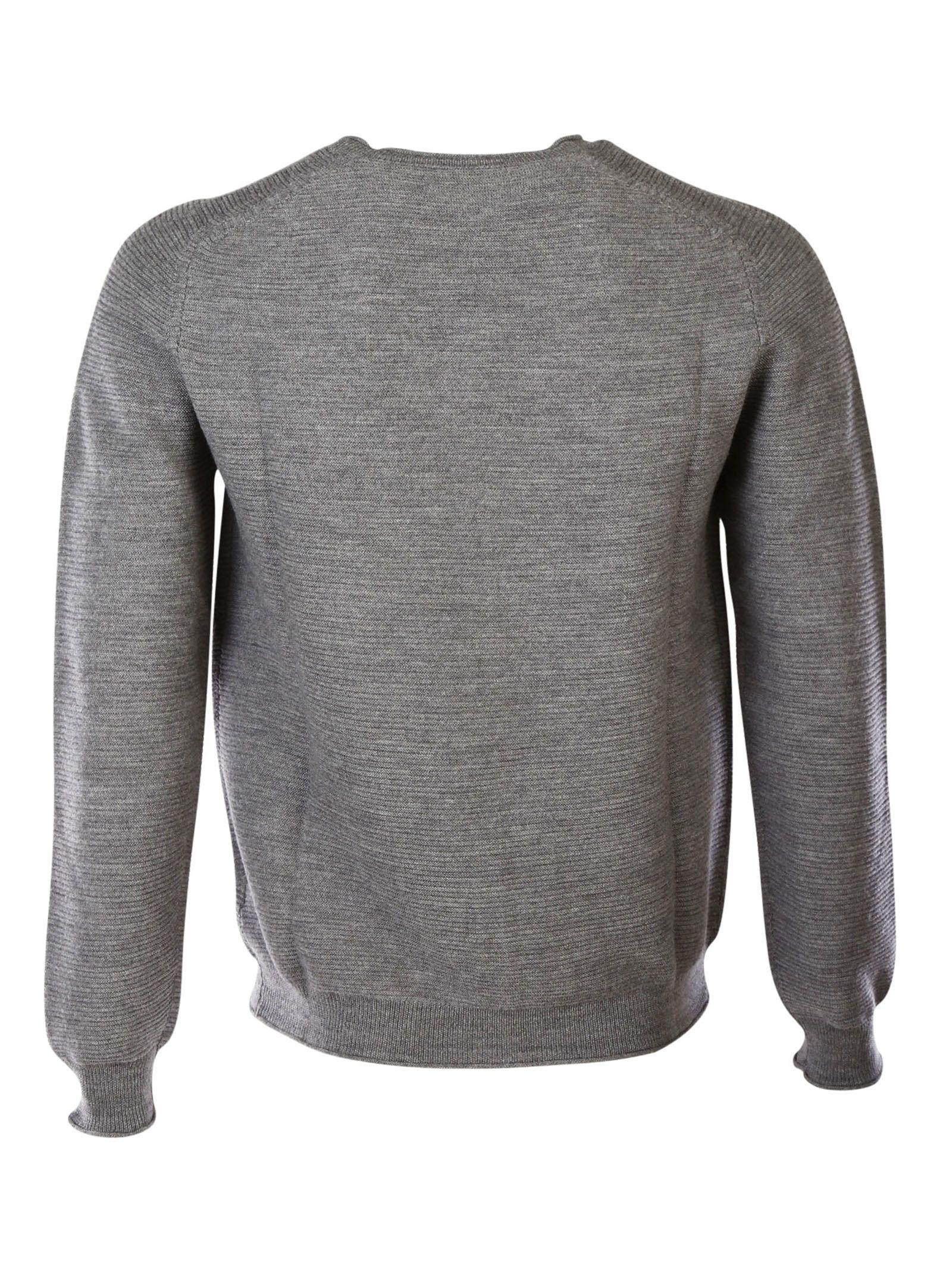 Manipur - Manipur Wool Cardigan - Grey, Men's Cardigans | Italist
