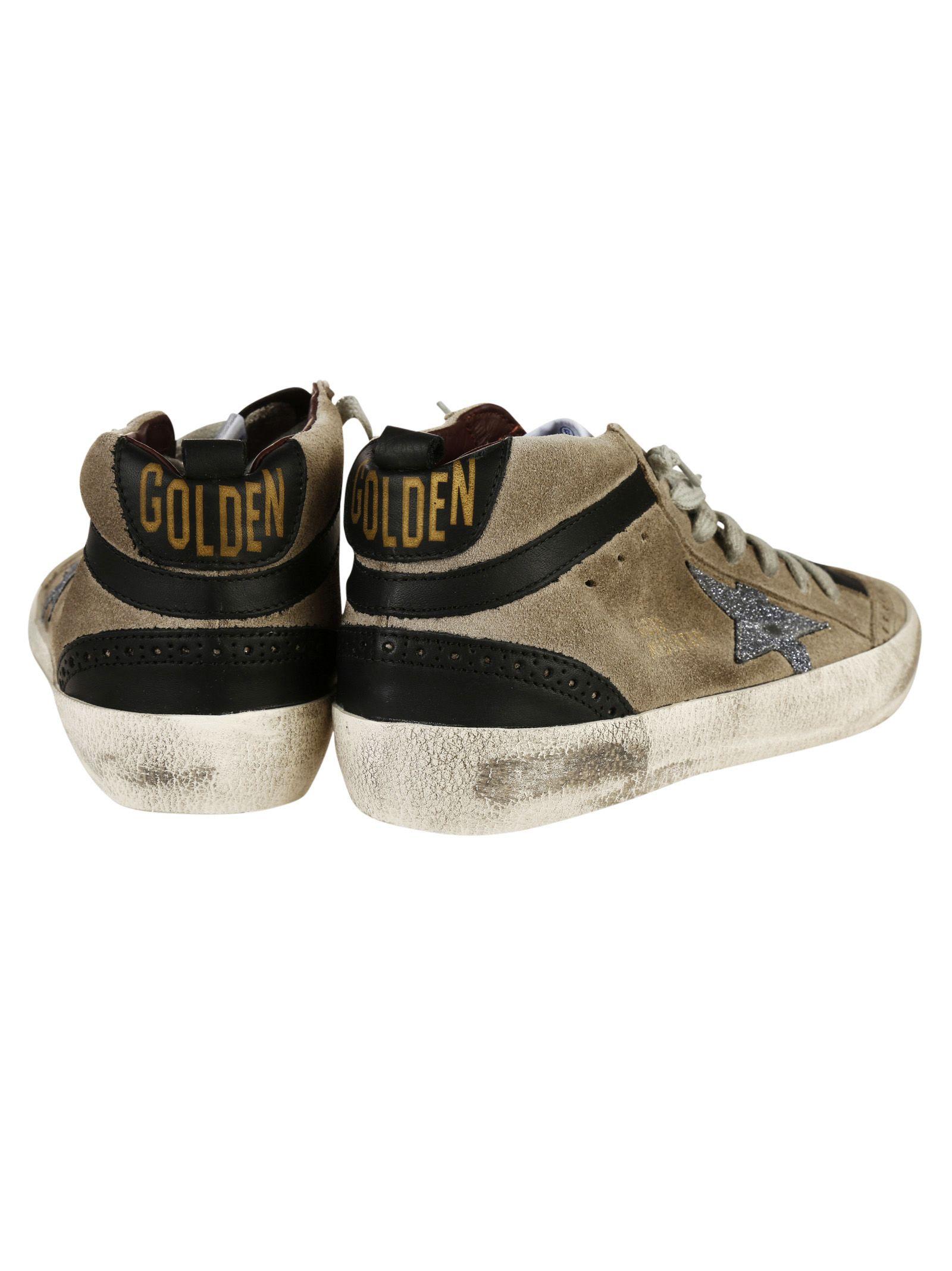 golden goose golden goose super star hi top sneakers beige women 39 s sneakers italist. Black Bedroom Furniture Sets. Home Design Ideas