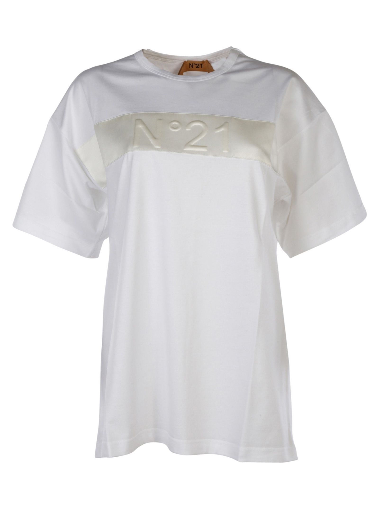 N°21 Oversized Logo T-shirt
