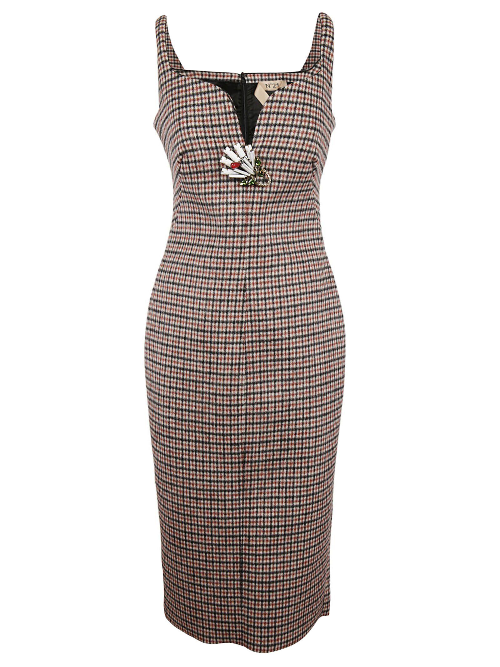 N.21 No21 Embellishment Dress