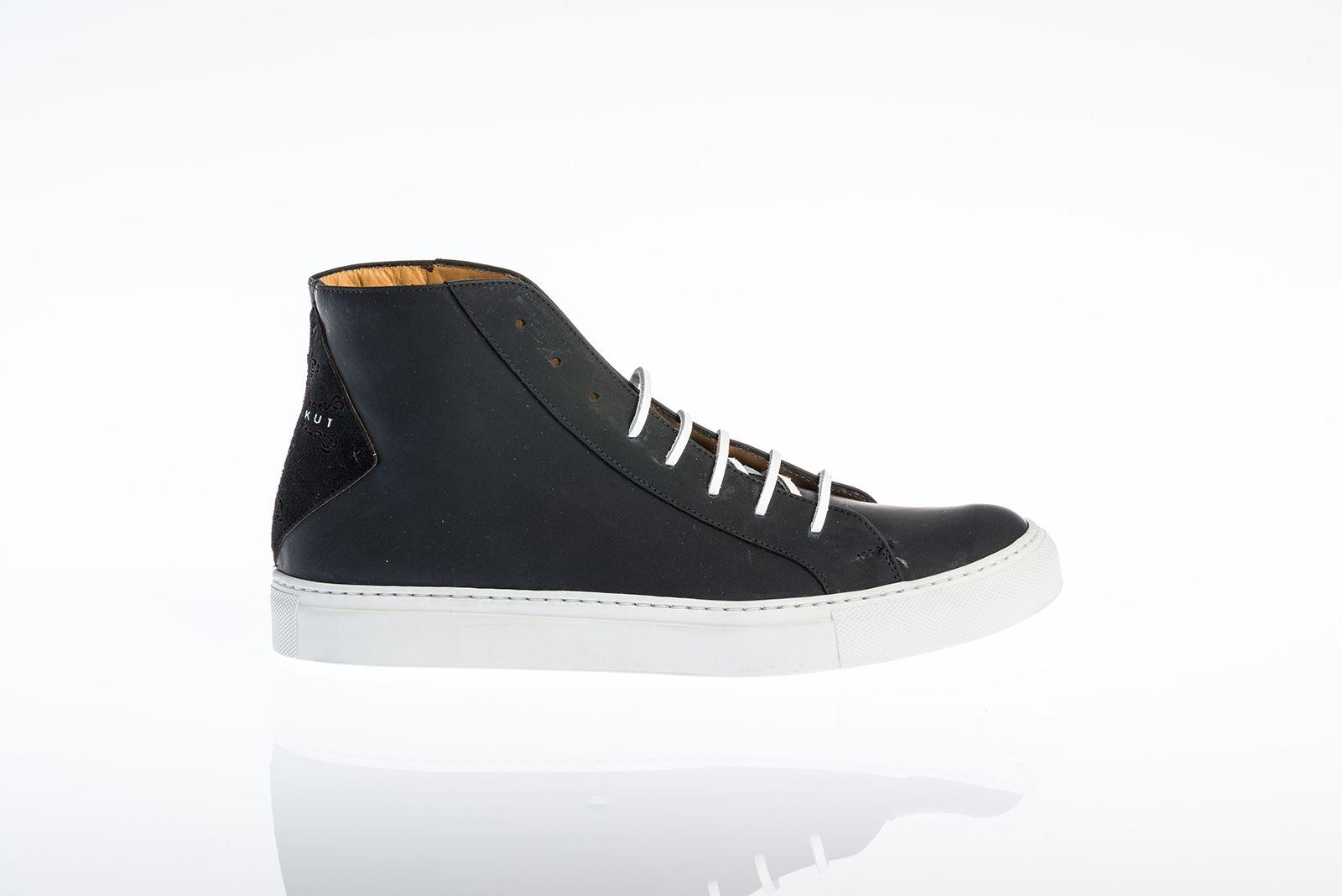 Skullkut sneakers London black