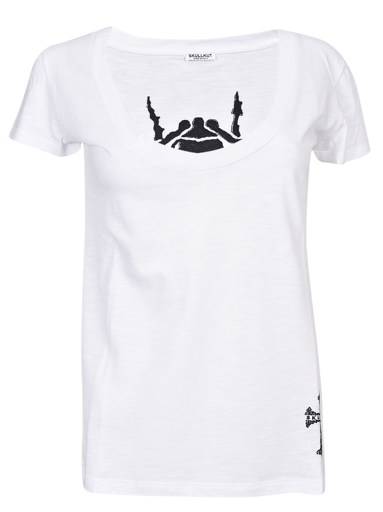 Skullkut t-shirt ciliated beetle