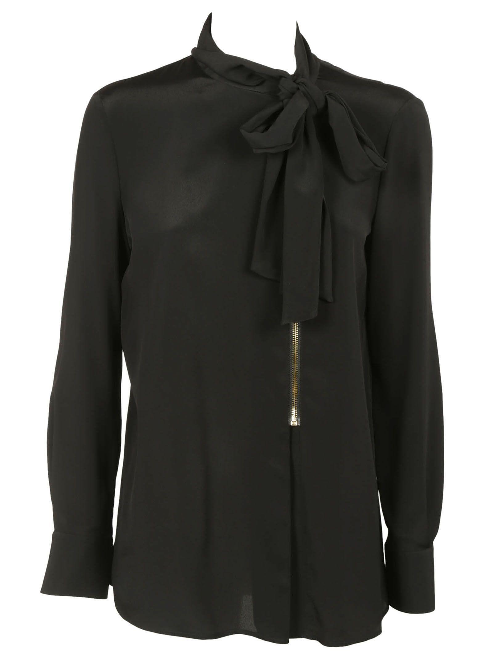 Boutique Moschino Zipped Shirt