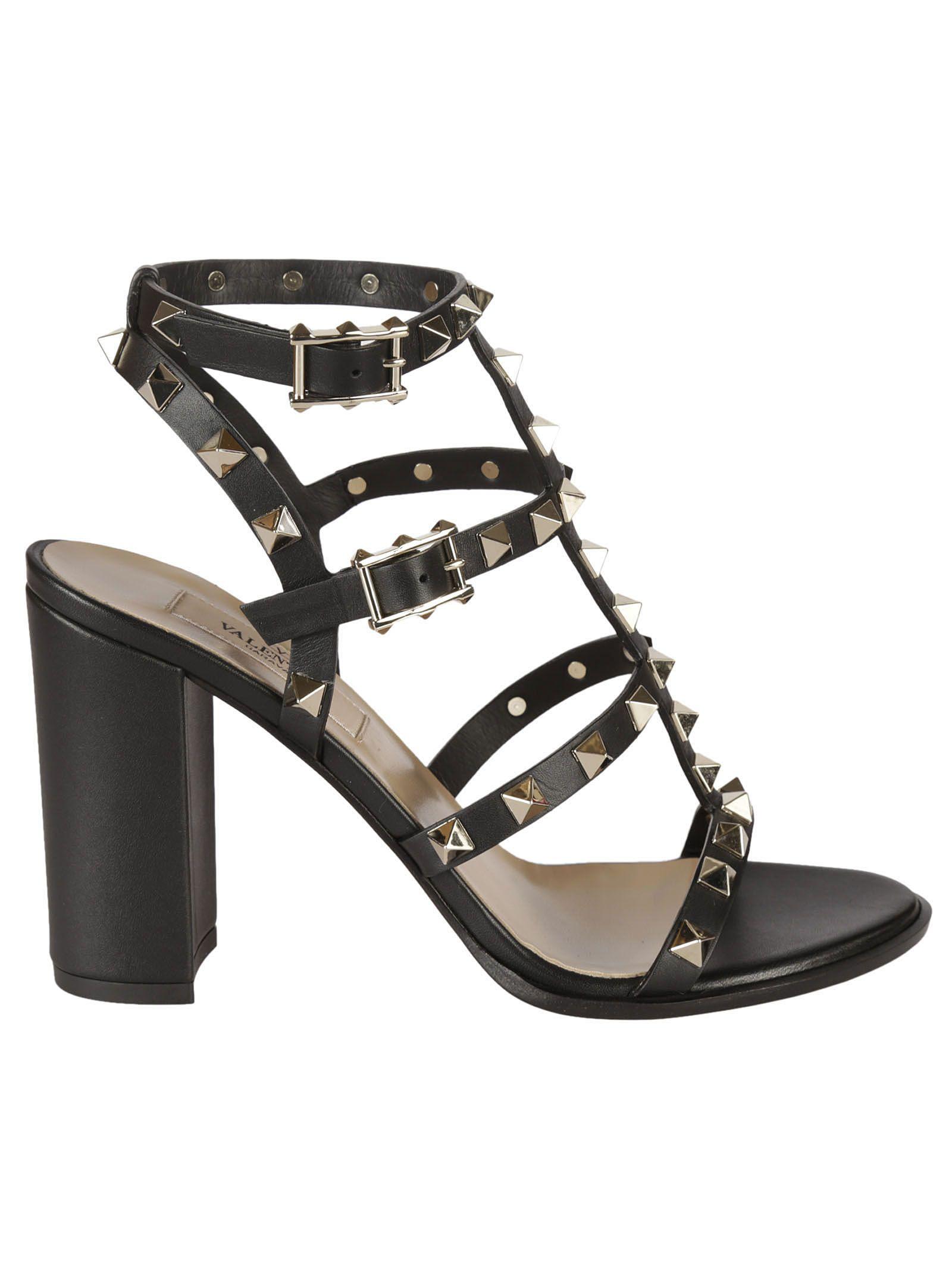 Valentino Garavani - Valentino Garavani Rockstud Sandals ...
